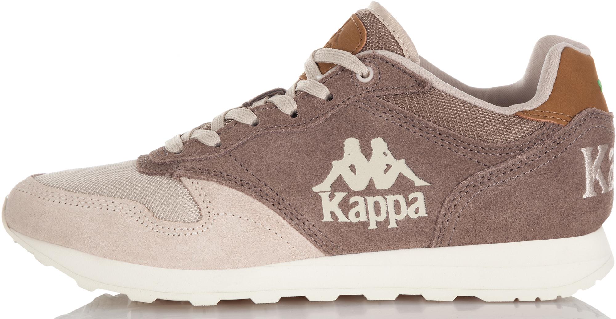 Kappa Кроссовки женские Kappa Authentic Run, размер 41 b1c095e8ec0