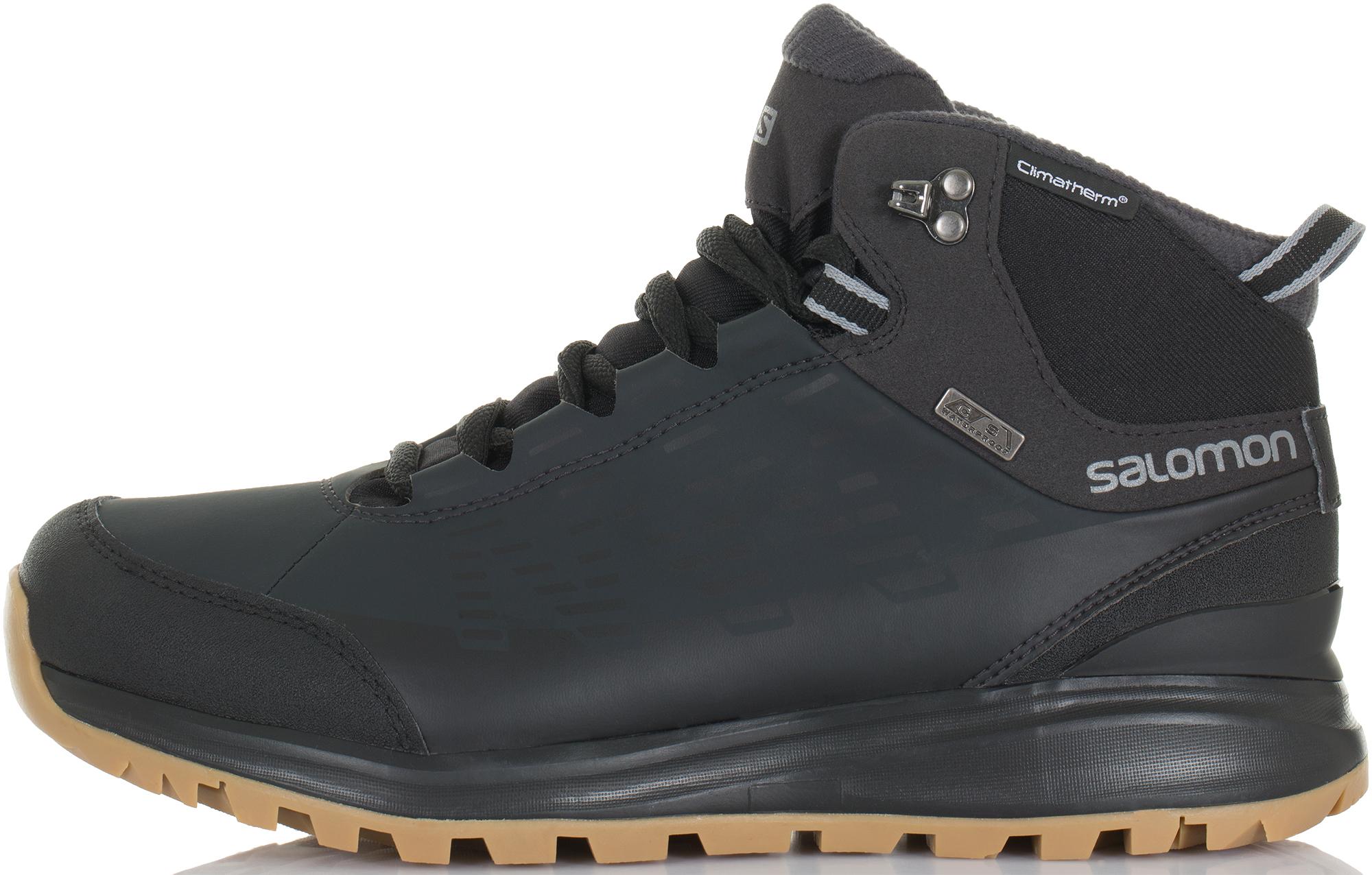 Salomon Ботинки утепленные мужские Salomon Kaipo, размер 41 salomon ботинки утепленные мужские salomon crusano размер 40