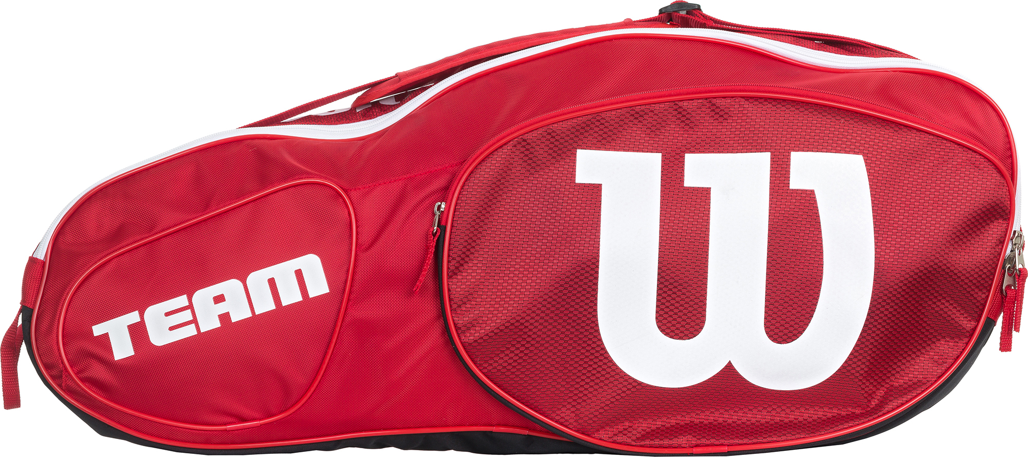 Wilson Сумка Wilson Team Iii 3 Pack виброгаситель wilson emotisorbs assorted pack смайлик