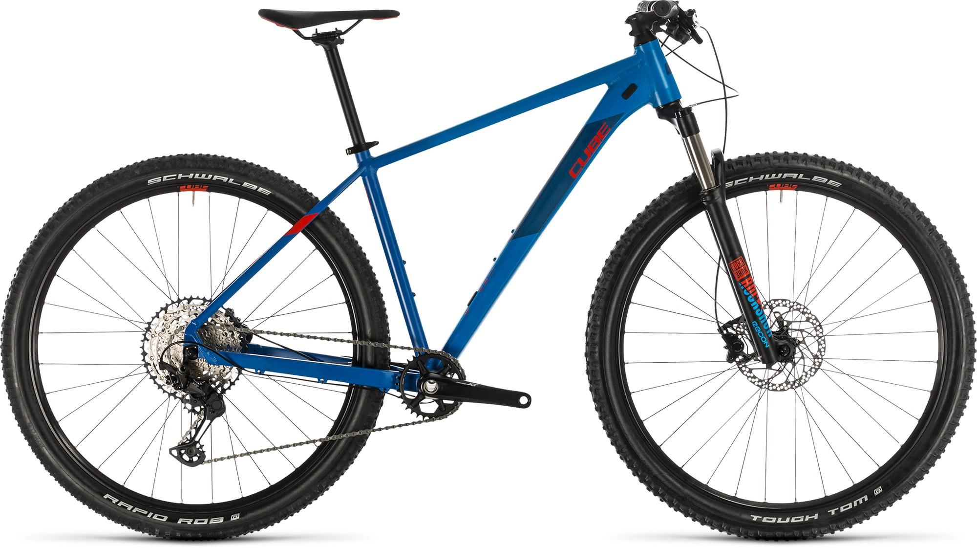 цена на Cube Велосипед горный CUBE Reaction Pro