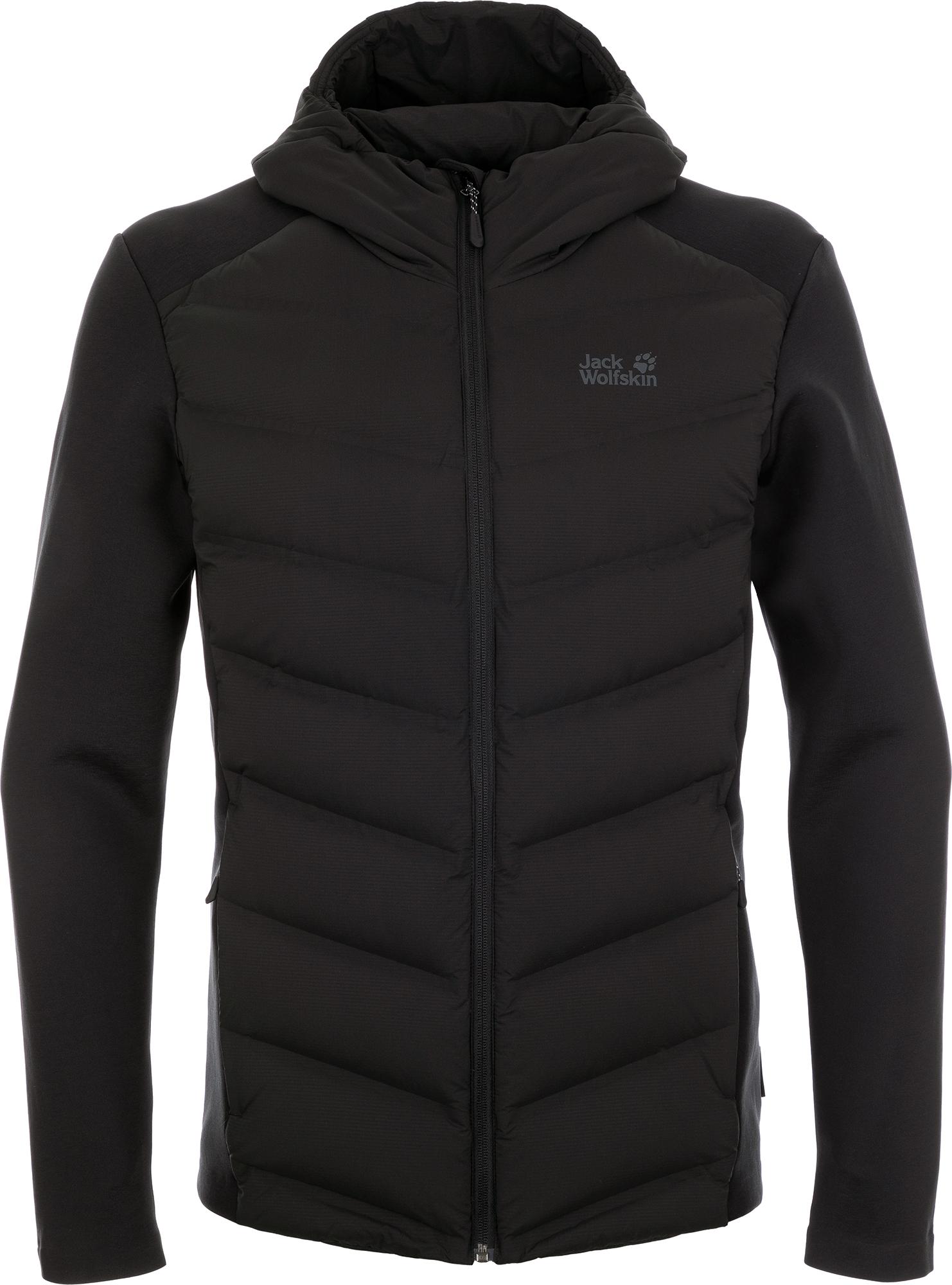 купить JACK WOLFSKIN Куртка пуховая мужская JACK WOLFSKIN Tasman, размер 54-56 по цене 9599 рублей