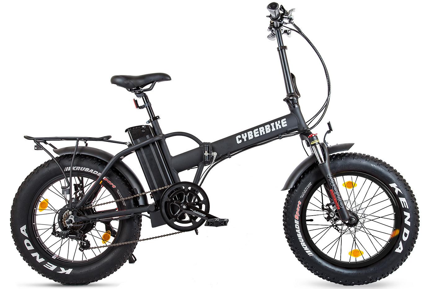 Eltreco Электровелосипед Eltreco Cyberbike 500 W