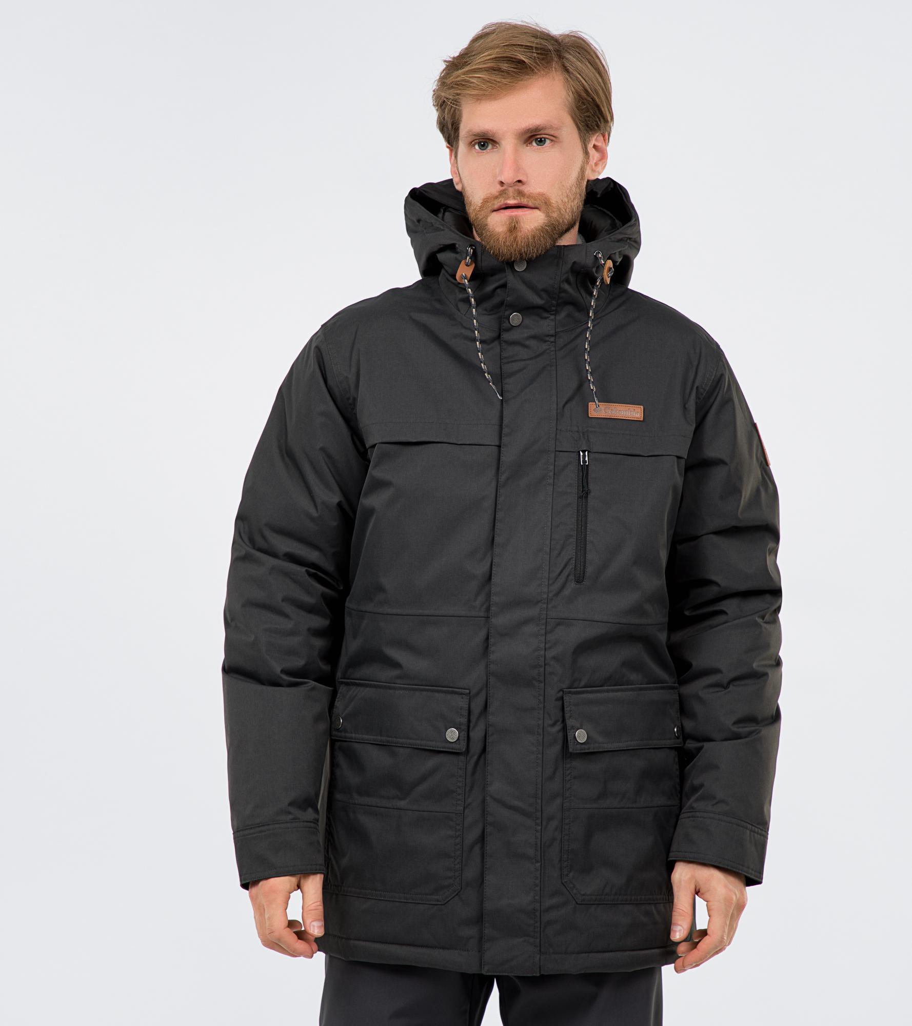 Columbia Куртка утепленная мужская Columbia Norton Bay, размер 56-58 цены