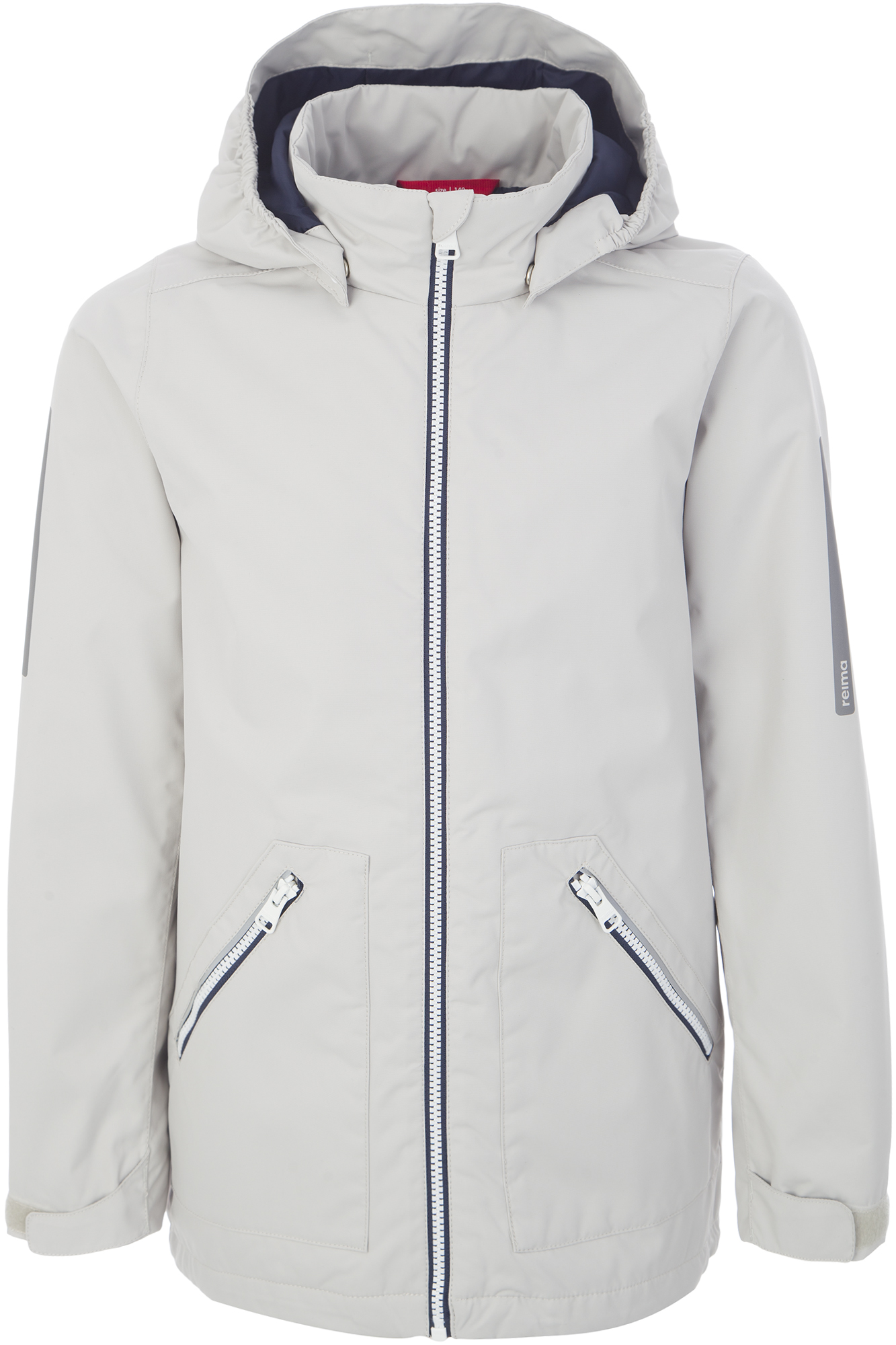 Reima Куртка утепленная для девочек Reima Minttu, размер 140