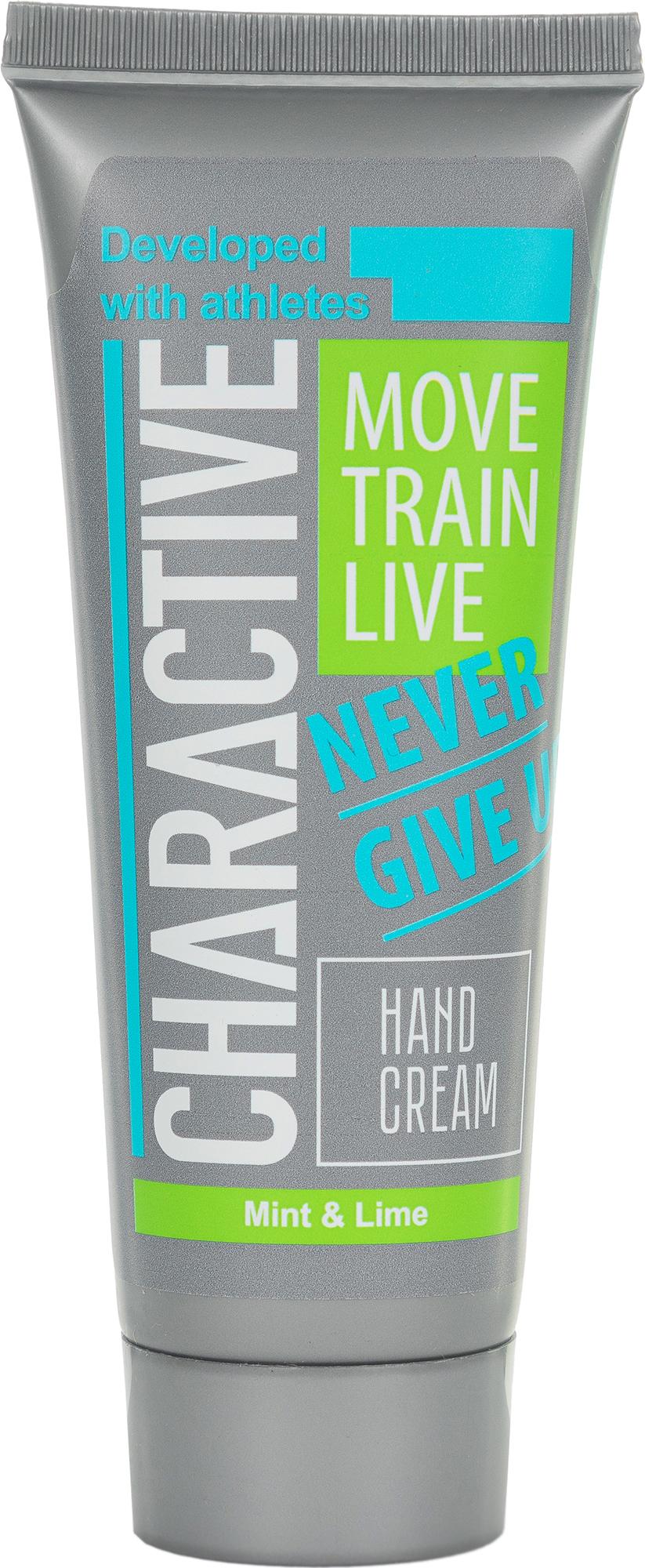 Фото - CHARACTIVE Крем для рук Charactive Mint & Lime charactive дезодорант роликовый charactive white tea размер null