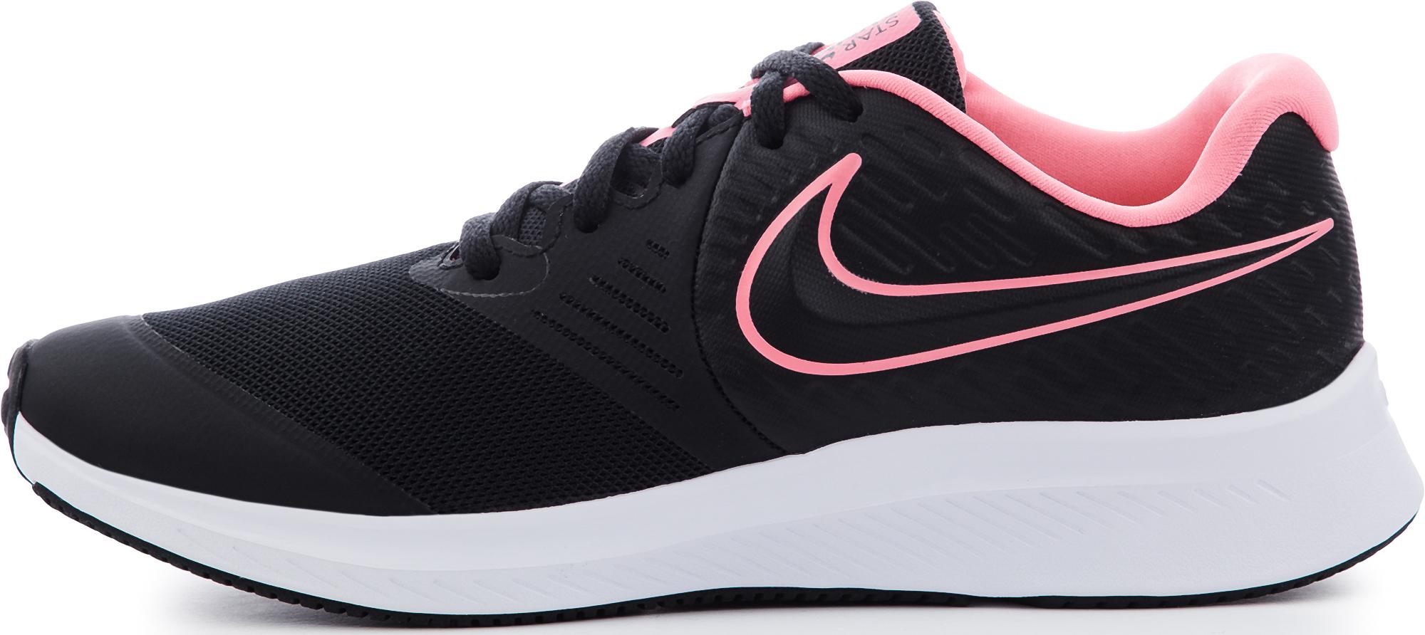Nike Кроссовки для девочек Nike Star Runner 2 (Gs), размер 37 кроссовки double star ds635