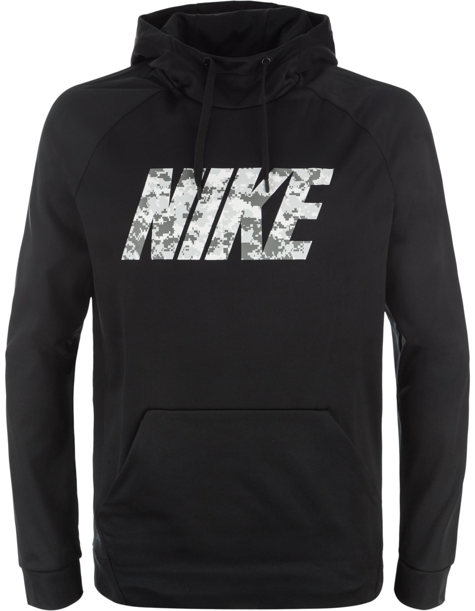 Nike Джемпер мужской Nike Therma джемпер мужской шерсть