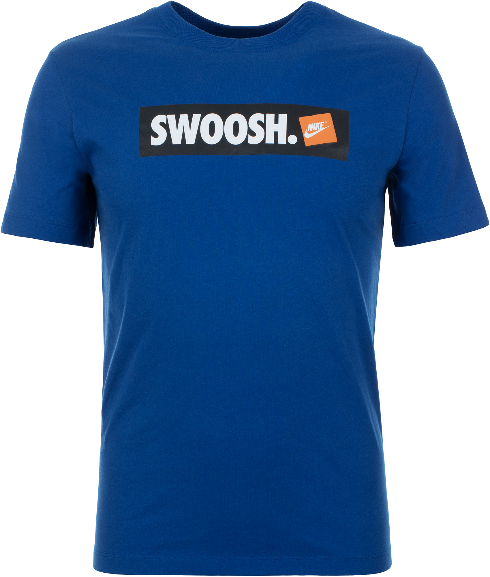 Фото Nike Футболка мужская Nike Sportswear Swoosh, размер 52-54