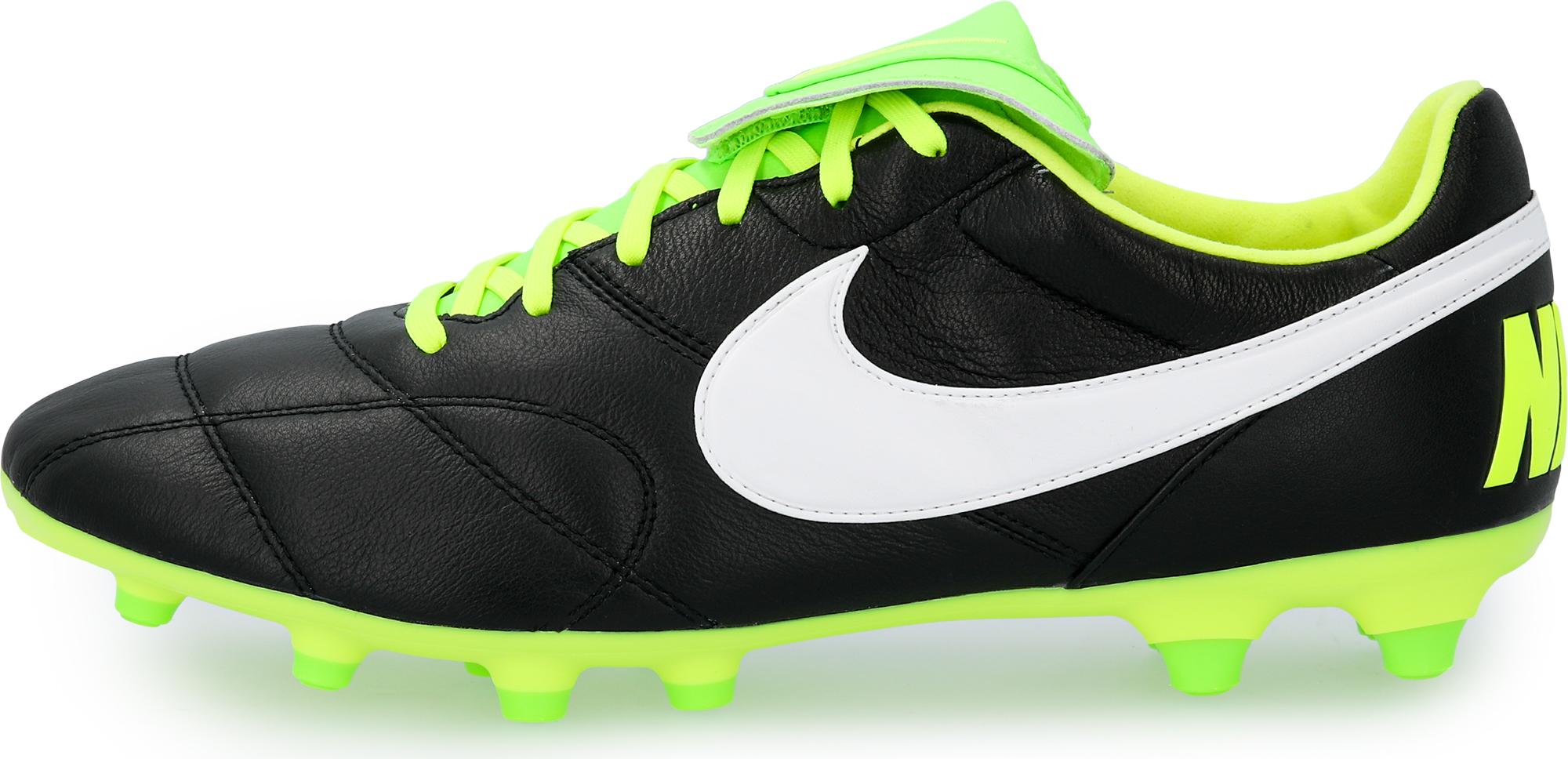 Nike Бутсы мужские Nike Premier Ii Fg, размер 41.5 бутсы decathlon fg clr500 kipsta