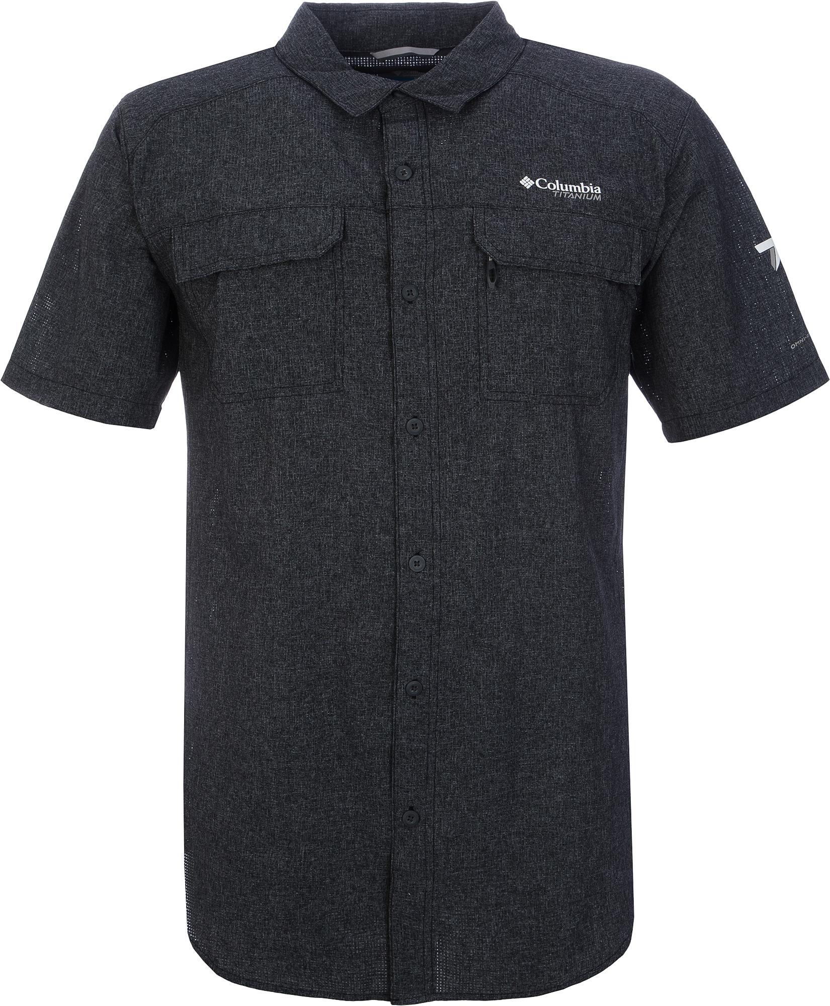 цена на Columbia Рубашка мужская Columbia Irico, размер 56-58