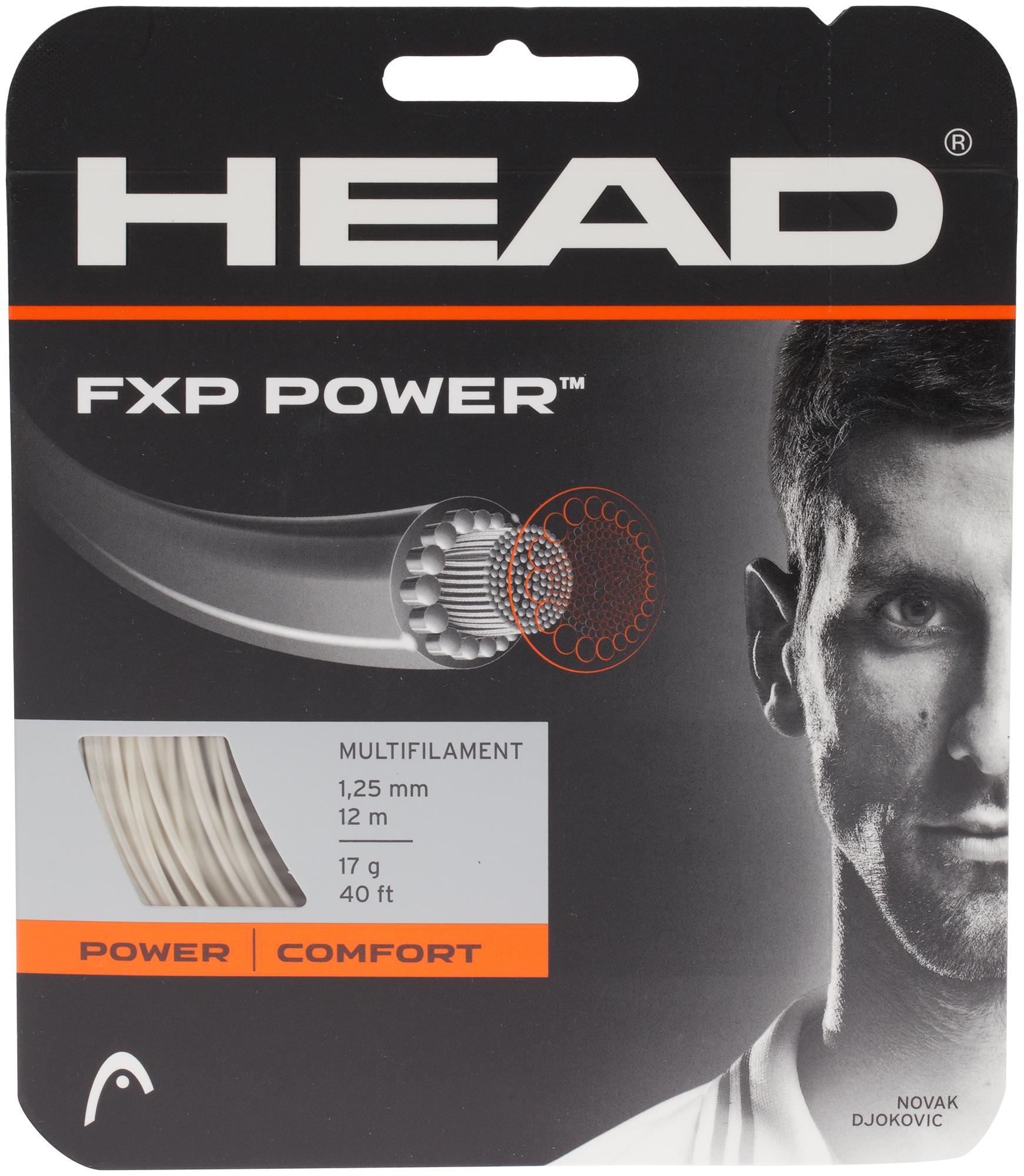 Head Струна Head FXP Power Set струна wilson adrenaline 125 set