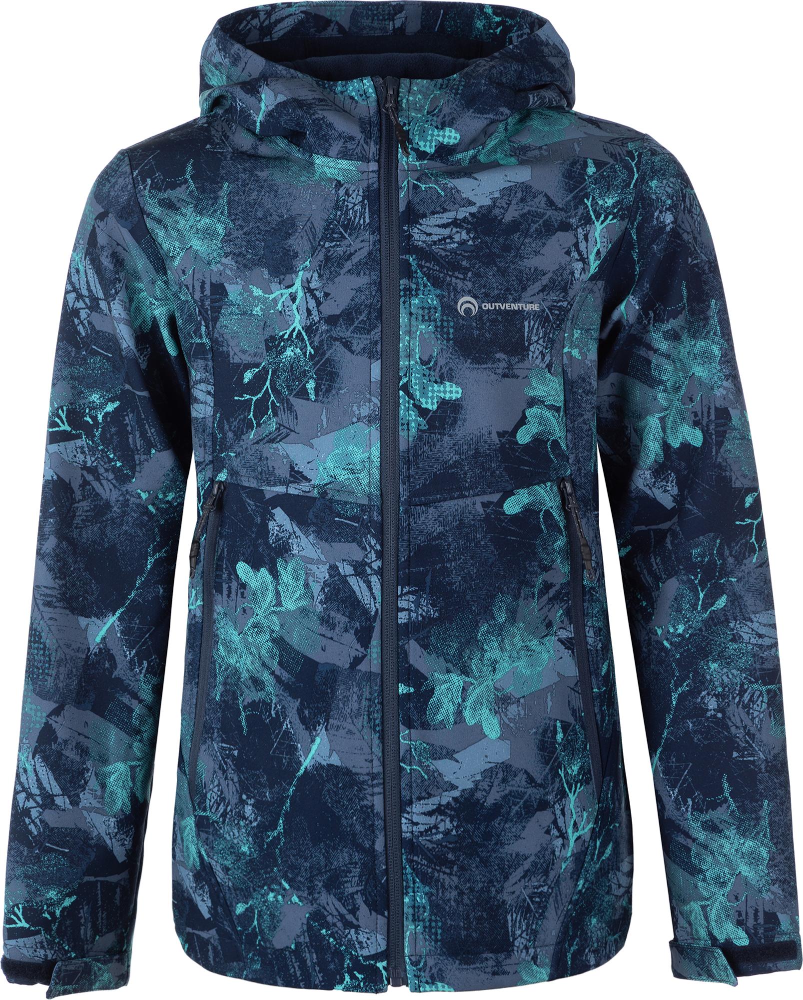 Outventure Куртка для девочек Outventure, размер 164 стоимость