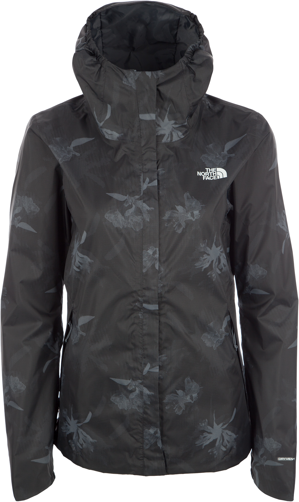 The North Face Ветровка женская The North Face Quest Print, размер 50 цена