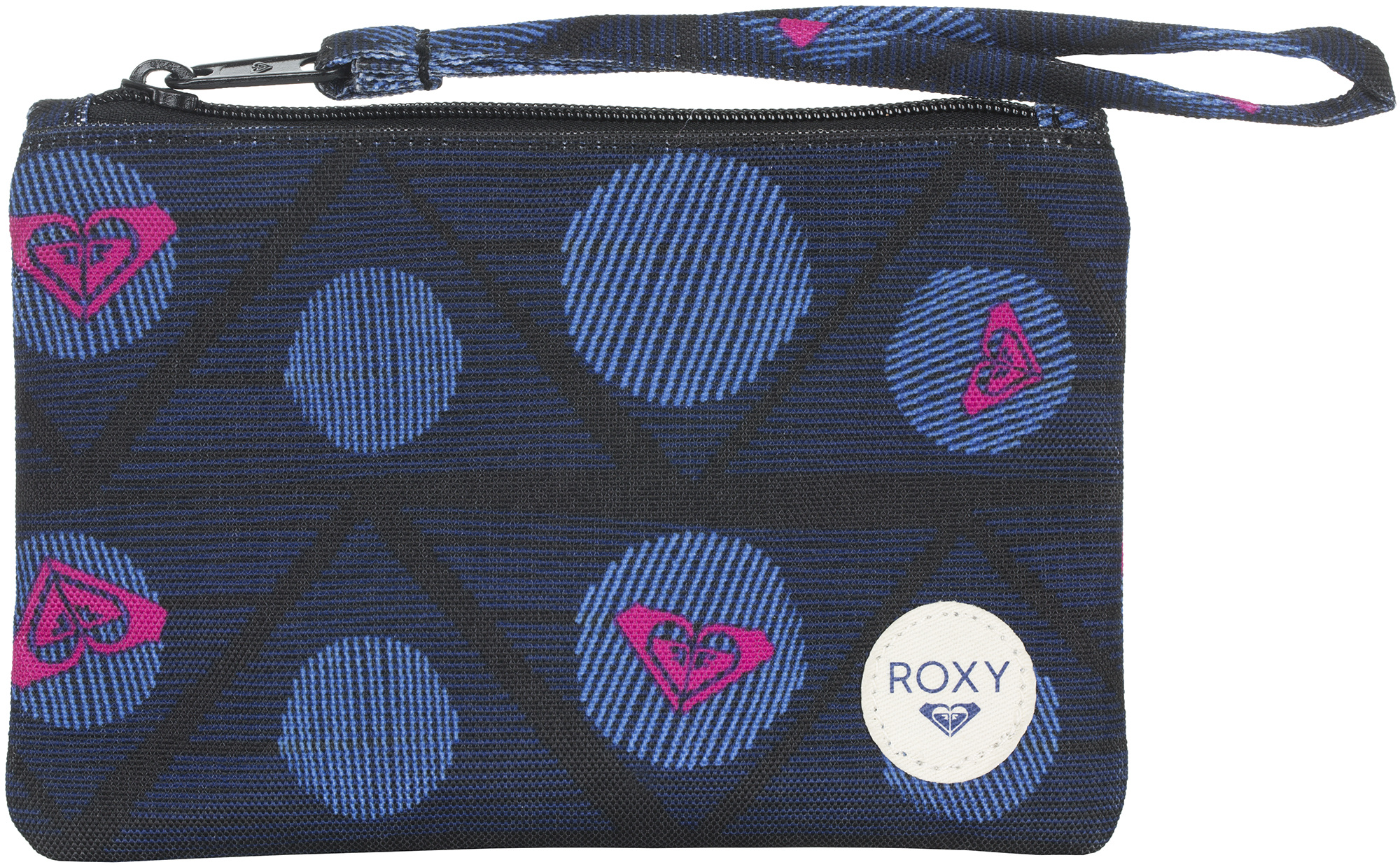 Roxy Косметичка женская Roxy косметичка женская roxy to the beach j wllt ikat pattern new com