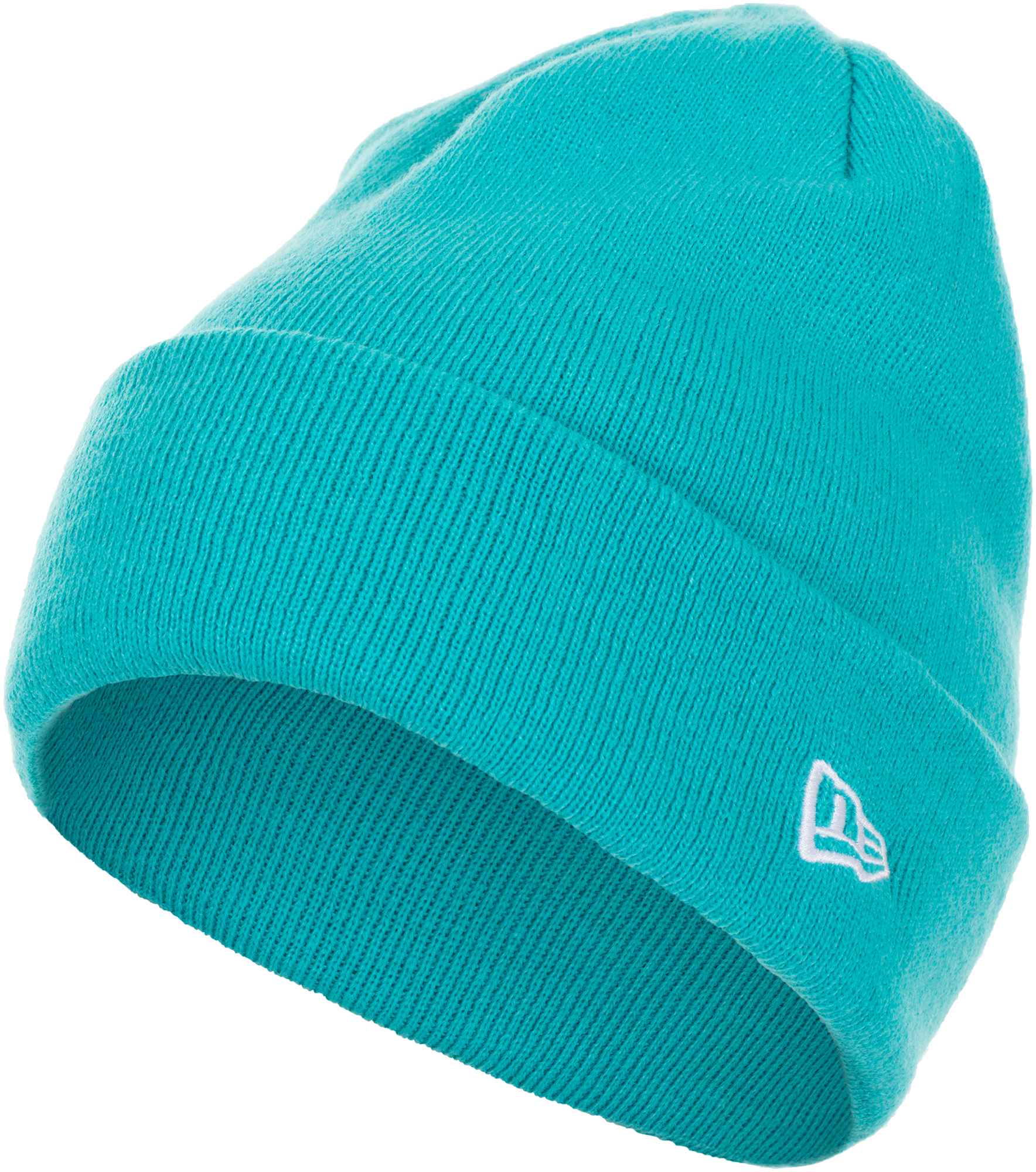 New Era Шапка New Era Lic 801 Essential Cuff Knit цена