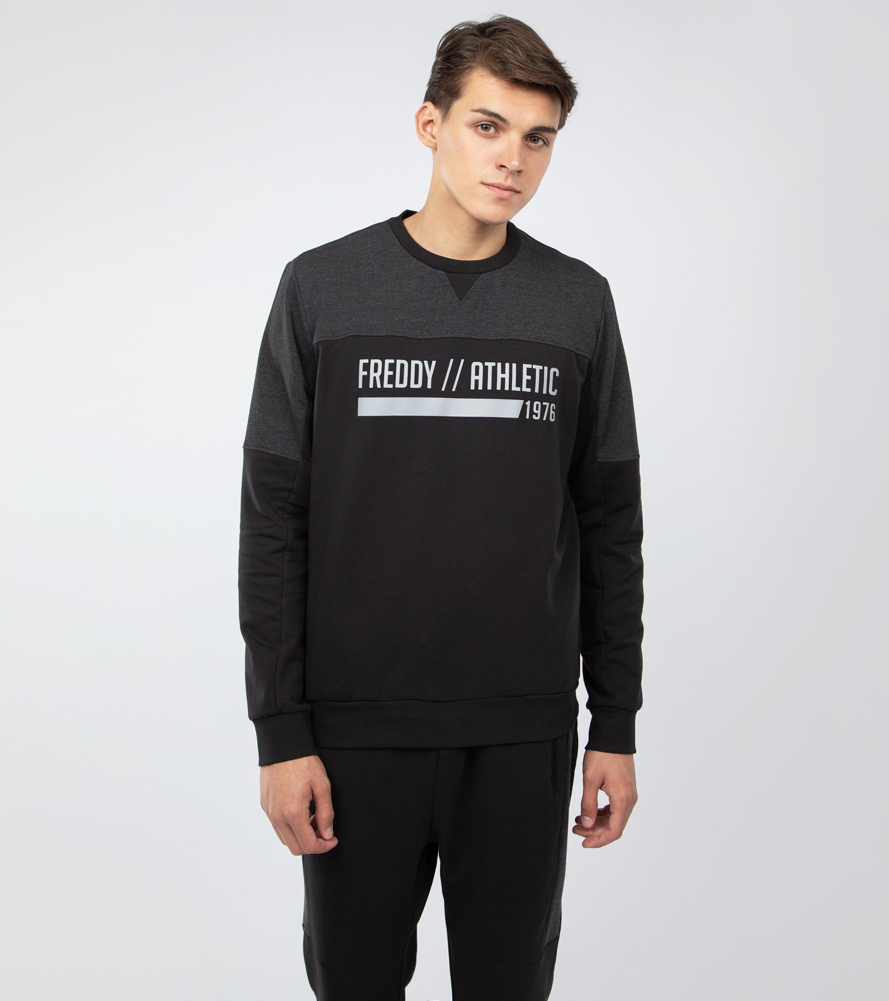 цены на Freddy Свитшот мужской Freddy, размер 54-56  в интернет-магазинах