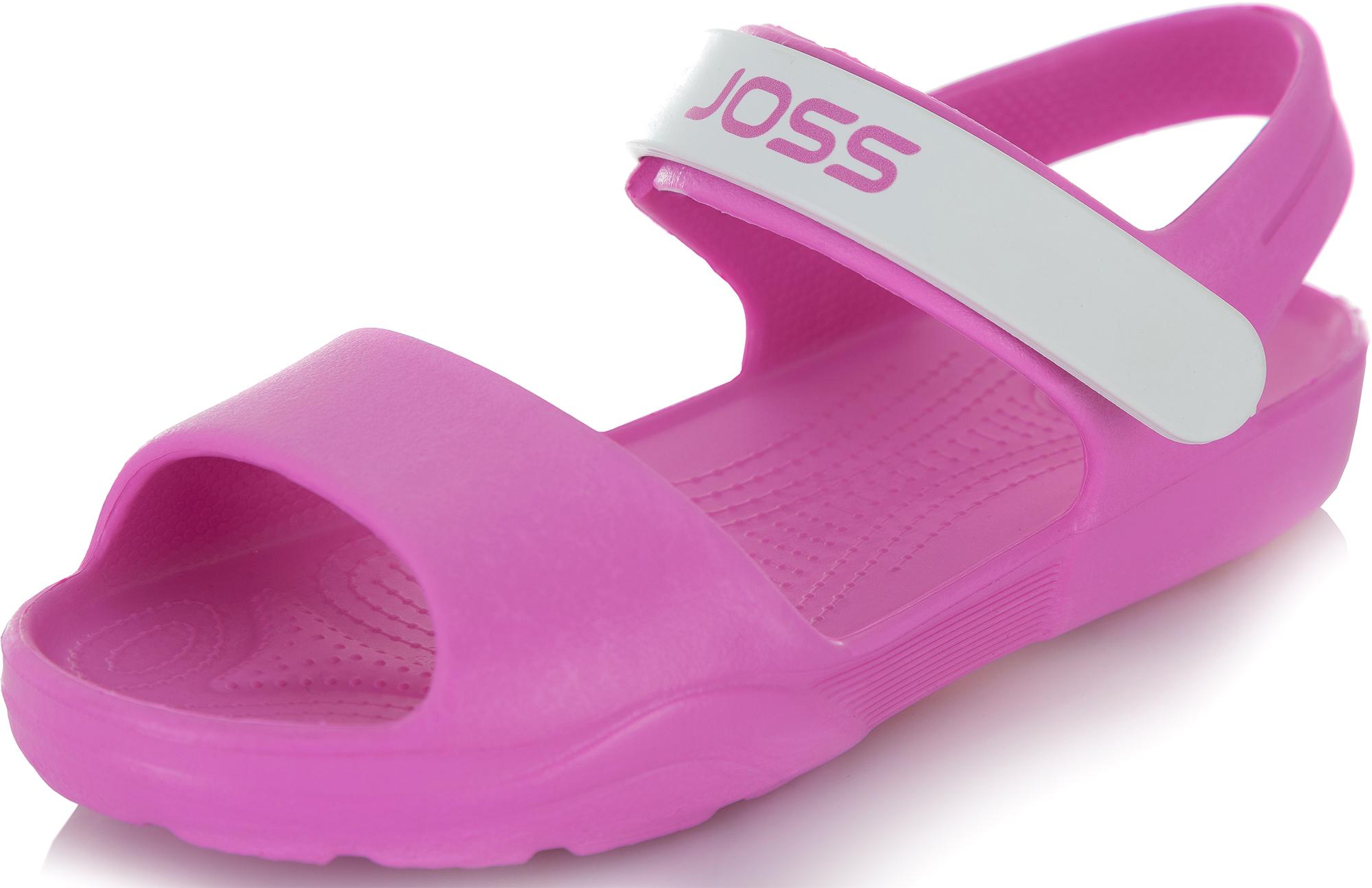 Joss Шлепанцы для девочек Joss G-Sand, размер 34-35 цены онлайн