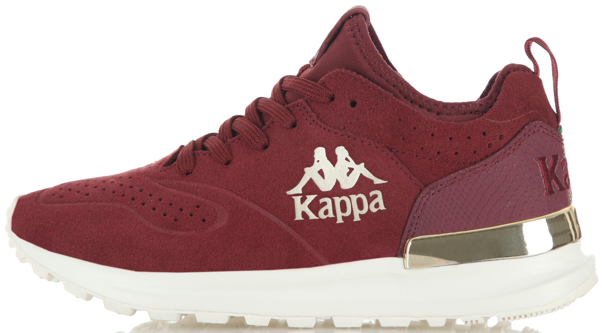 Kappa Кроссовки женские Kappa Neoclassic, размер 40 kappa кроссовки женские kappa linea