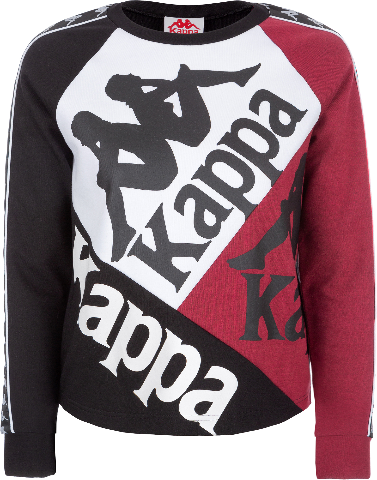 цена Kappa Свитшот женский Kappa, размер 44 онлайн в 2017 году