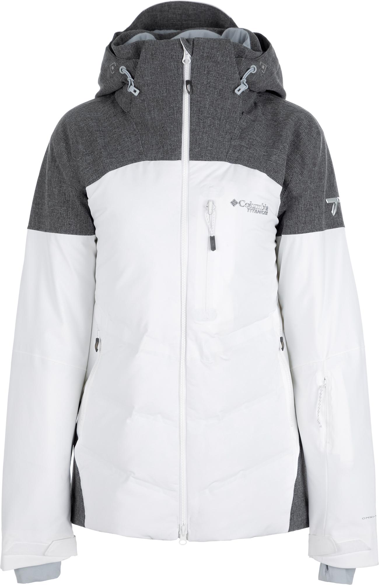 цена на Columbia Куртка пуховая женская Columbia Powder Keg II, размер 44