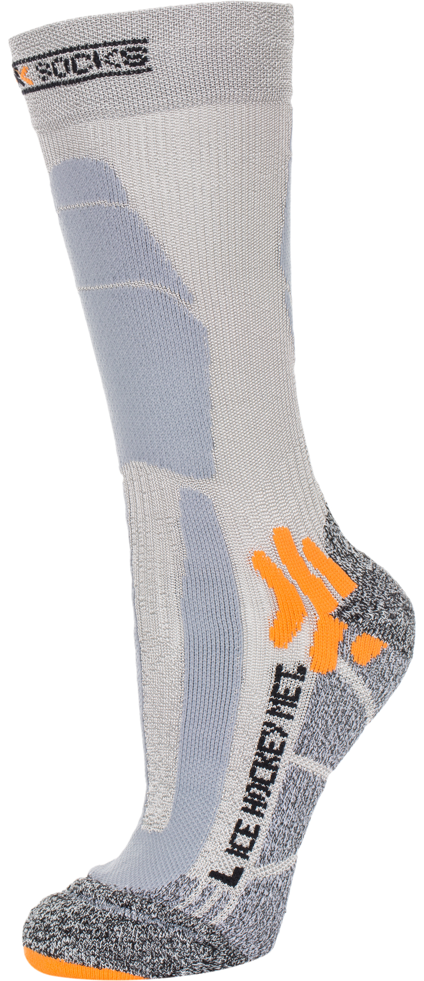 X-Socks Носки X-Socks, 1 пара, размер 45-47 носки shweyka logo snowboard socks black dark grey