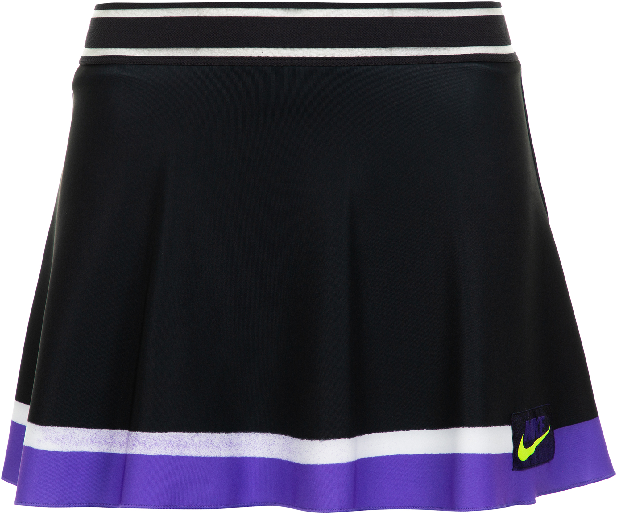 Nike Юбка-шорты женская Court Slam, размер 46-48