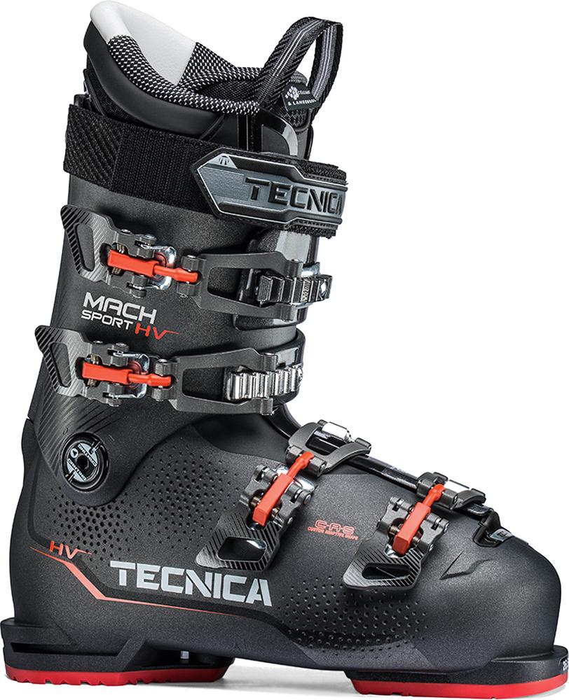 где купить Tecnica Ботинки горнолыжные Tecnica M-SPORT HV 80, размер 45 дешево