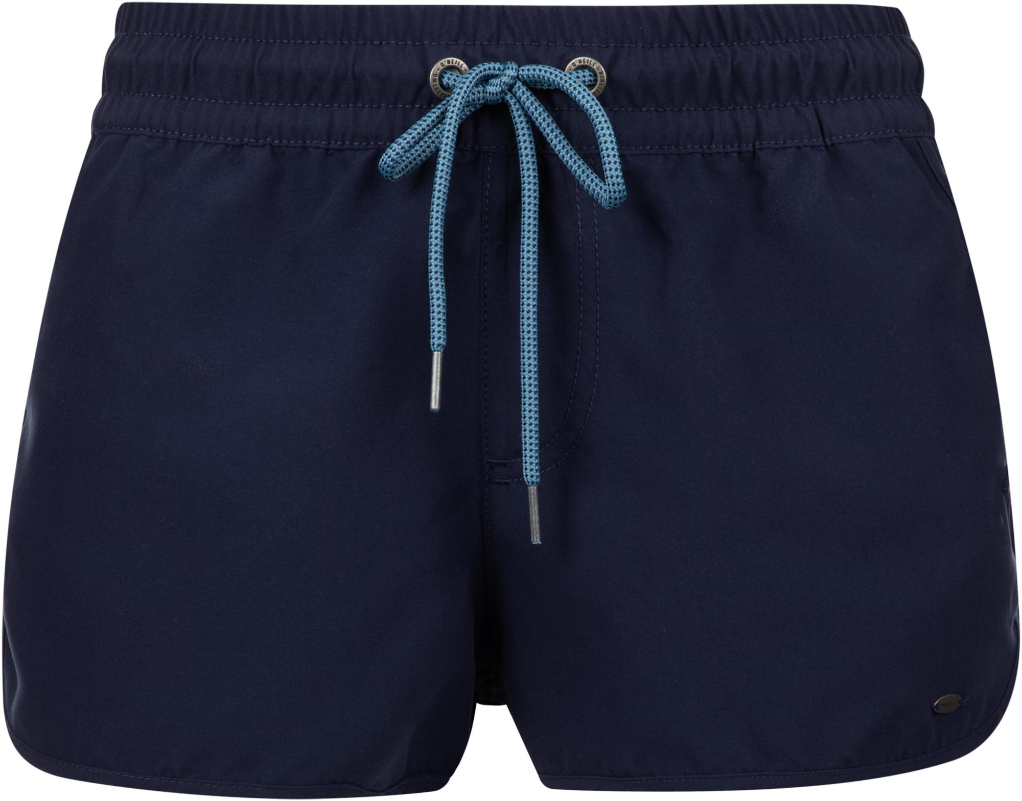 O'Neill Шорты пляжные женские O'Neill Solid, размер 46 o neill шорты пляжные мужские o neill cali размер 54 56