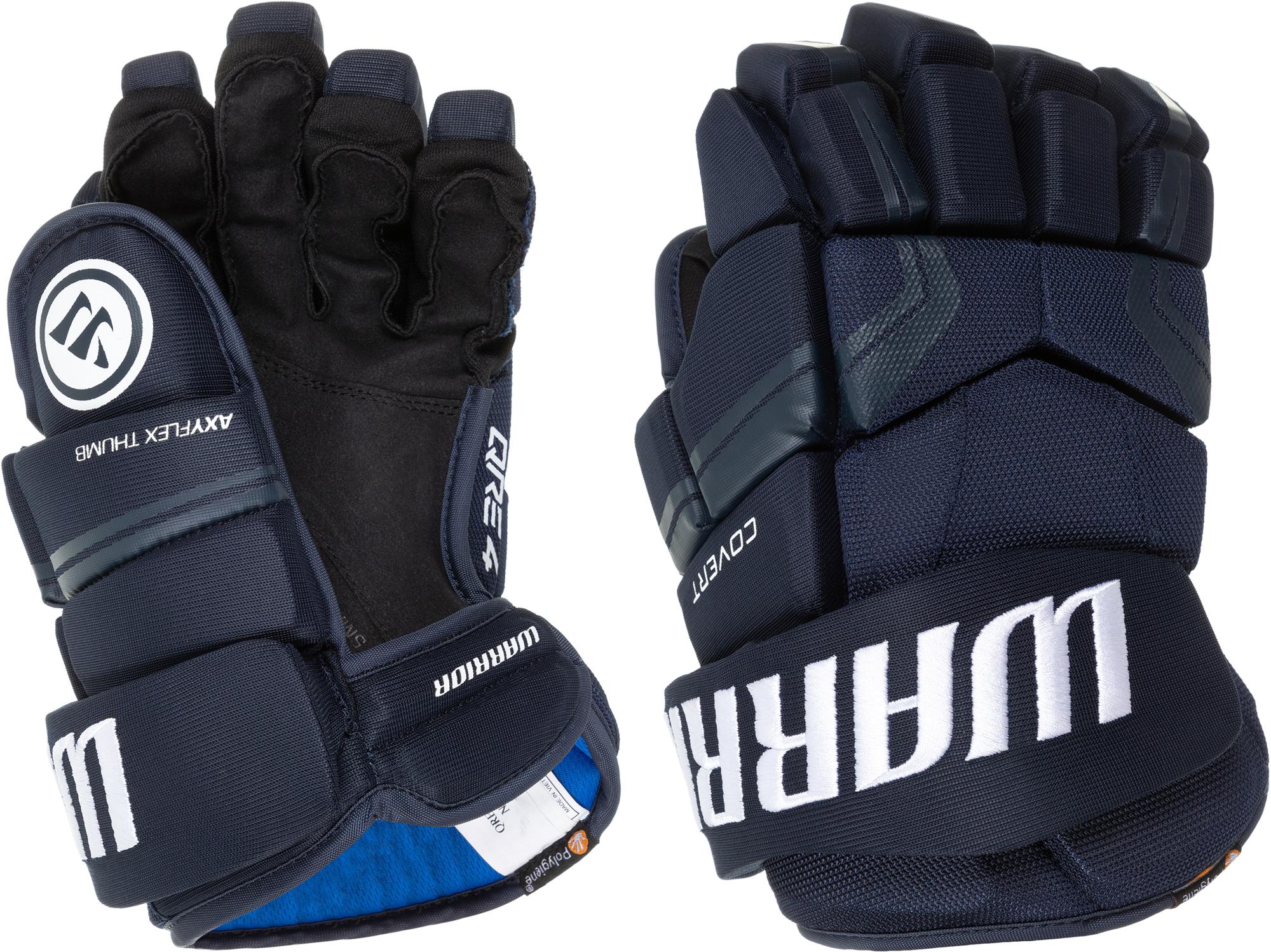 все цены на WARRIOR Перчатки хокккейные WARRIOR Covert QRE4 SR, размер 14 онлайн