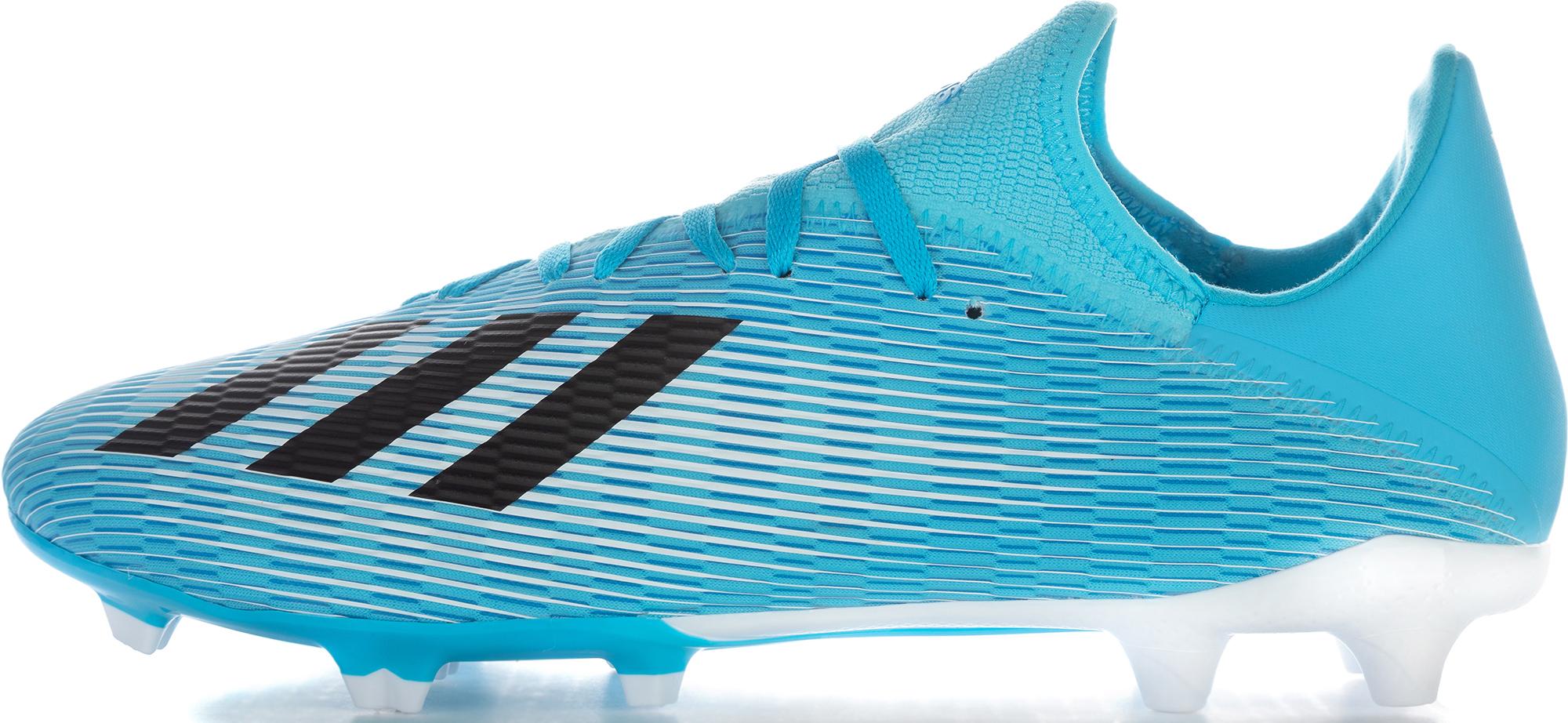 Adidas Бутсы мужские X 19.3 FG, размер 44,5