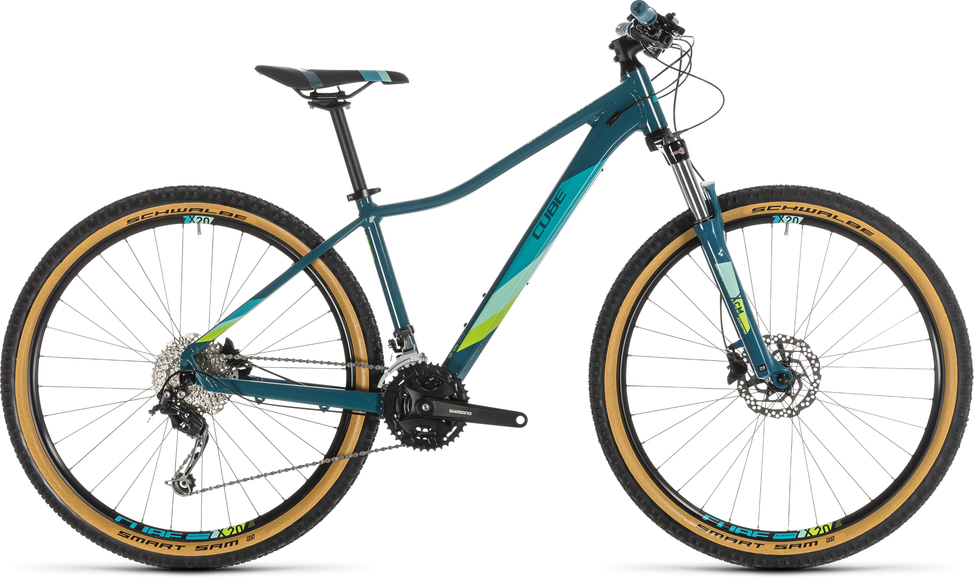 CUBE Велосипед горный женский CUBE ACCESS WS PRO 29