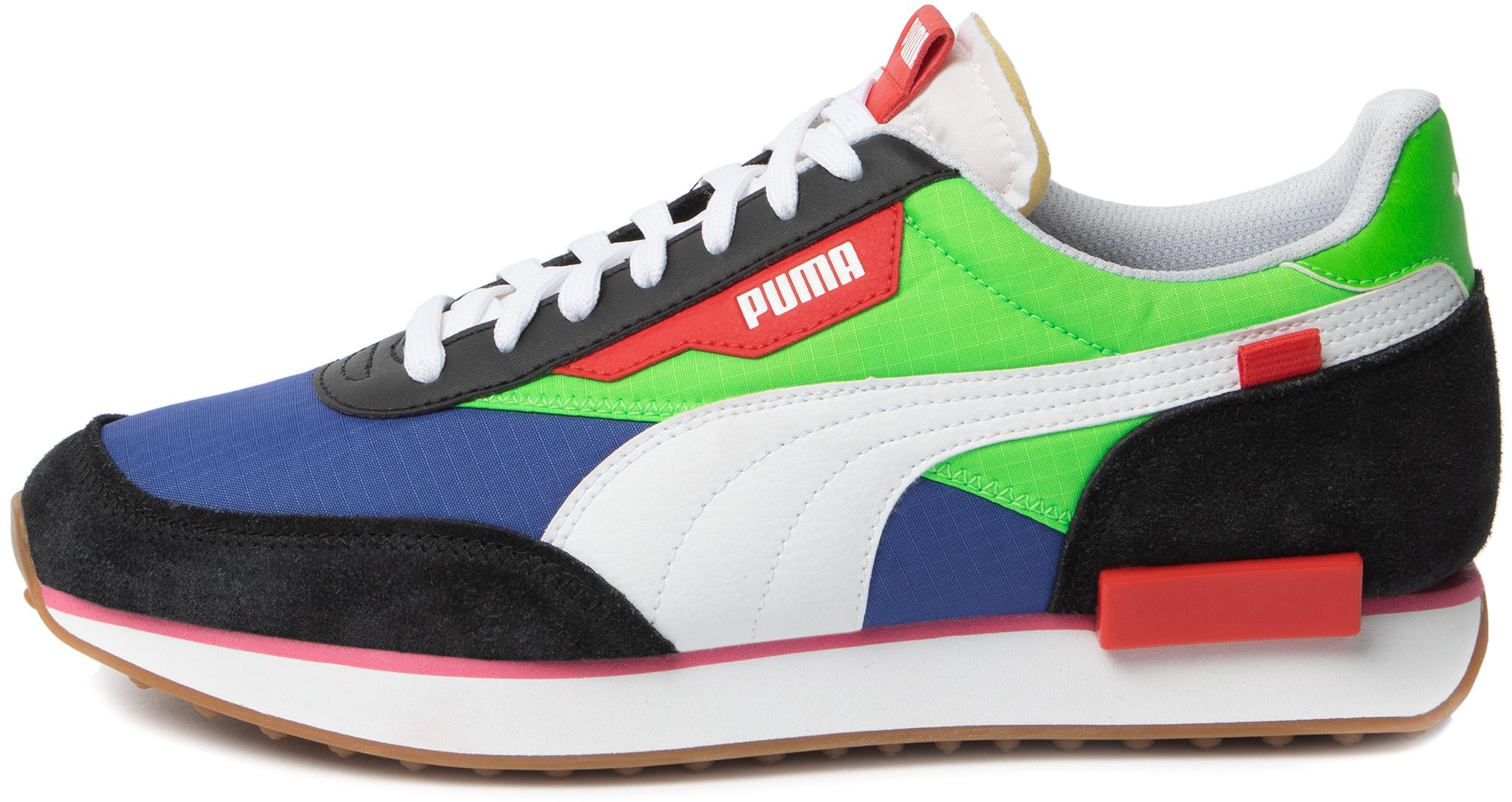 Puma Кроссовки мужские Puma Rider Play On, размер 45 puma кроссовки мужские puma ember trl demi размер 45