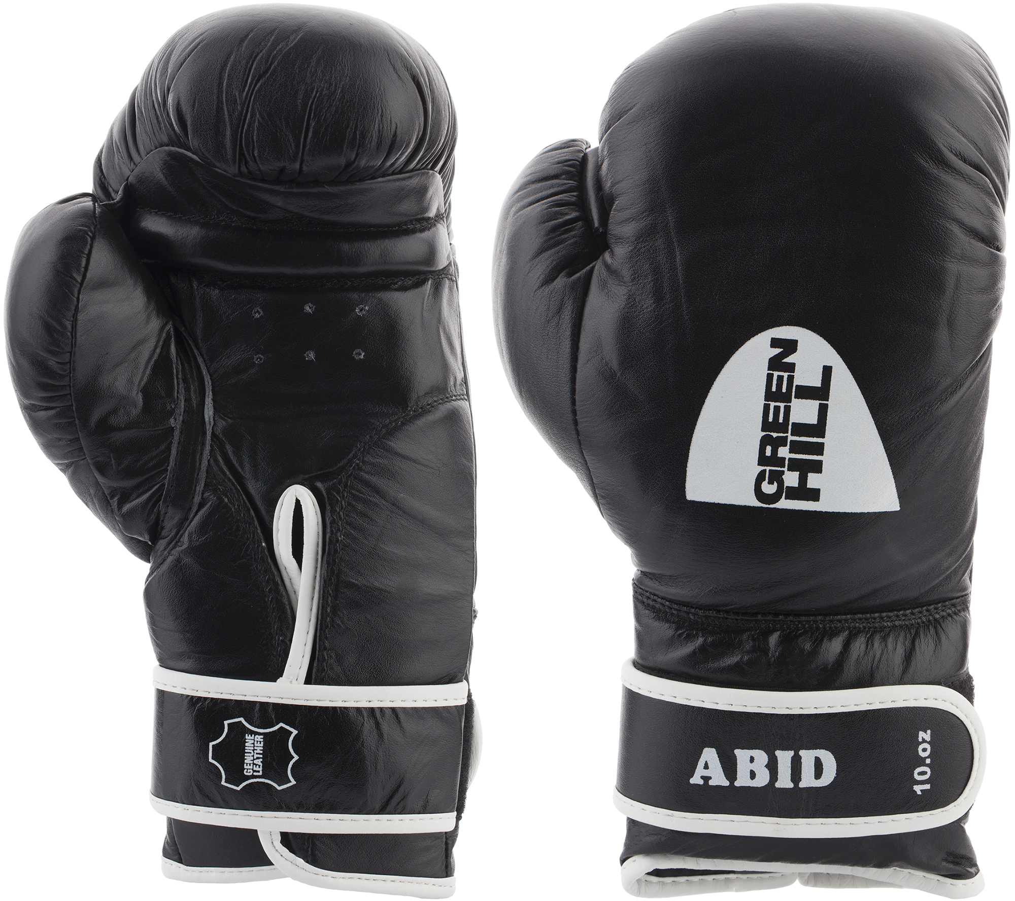 цена на Green Hill Перчатки боксерские Green Hill Abid, размер 10 oz