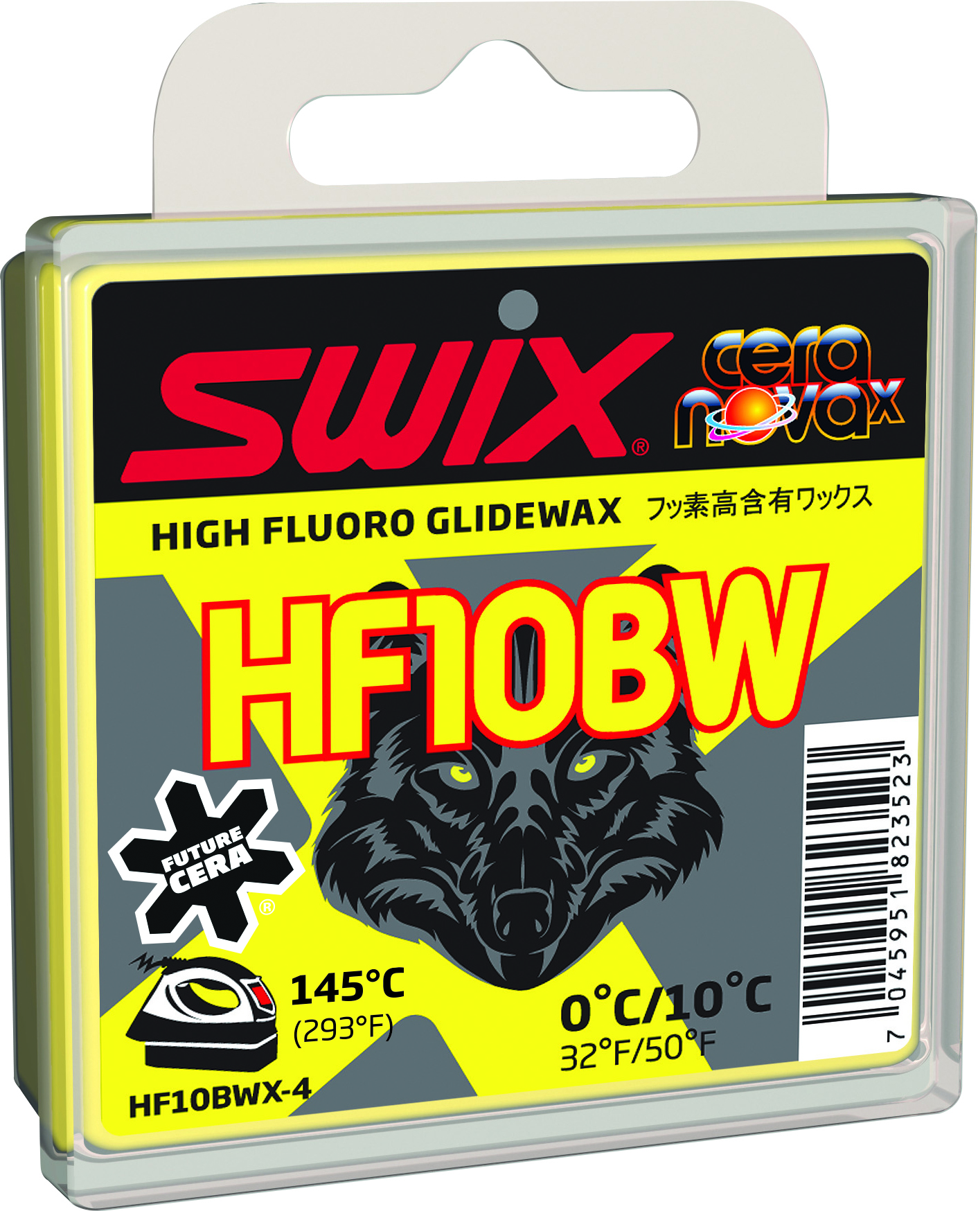 Swix Мазь скольжения Swix HF10BW, 0C/+10C все цены