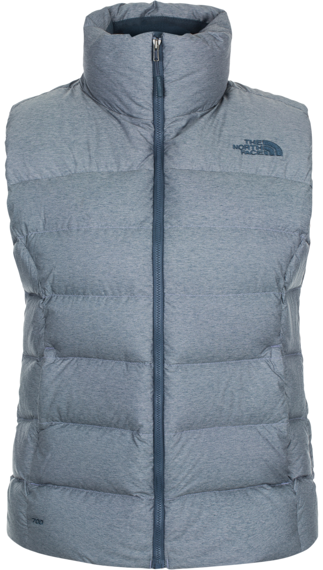 The North Face Жилет пуховой женский The North Face Nuptse Vest, размер 44 тапочки the north face the north face nuptse tent mule iii женские