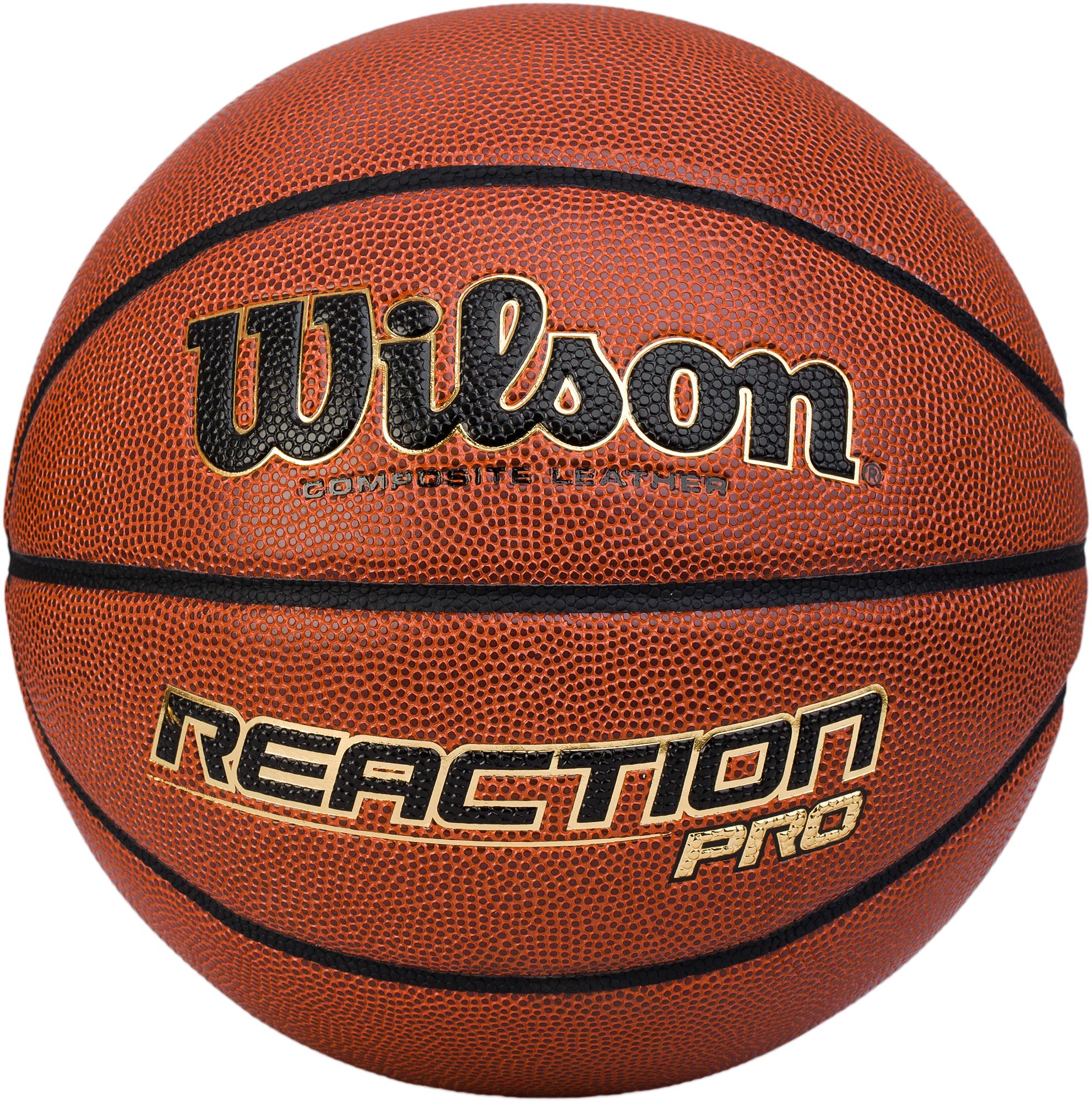 цена на Wilson Мяч баскетбольный Wilson Reaction PRO