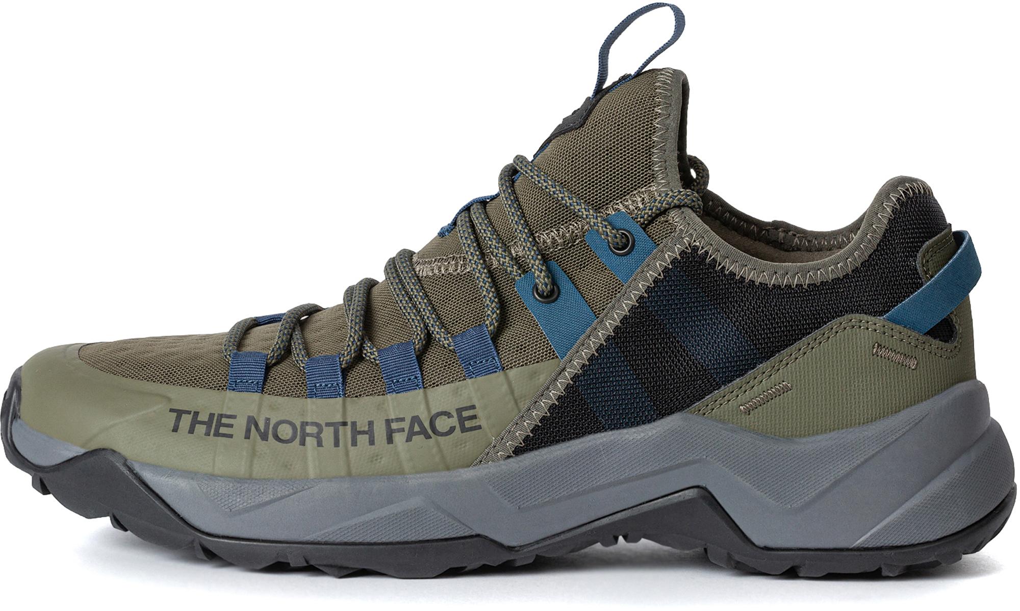 цена The North Face Полуботинки мужские The North Face Trail Escape Edge, размер 40 онлайн в 2017 году