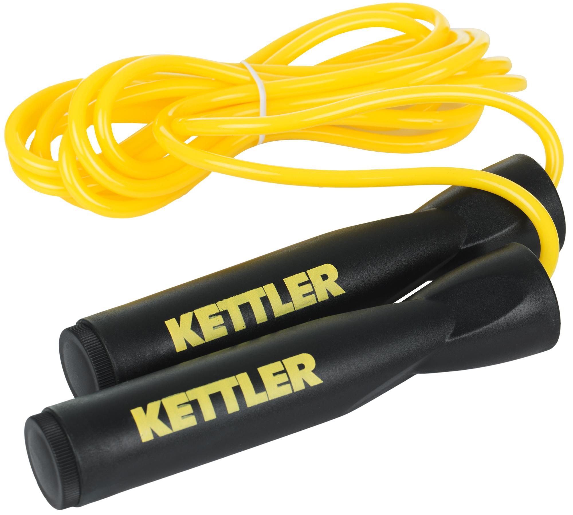 Kettler Скакалка Kettler Basic Jump перчатки для фитнеса мужские kettler basic kettler