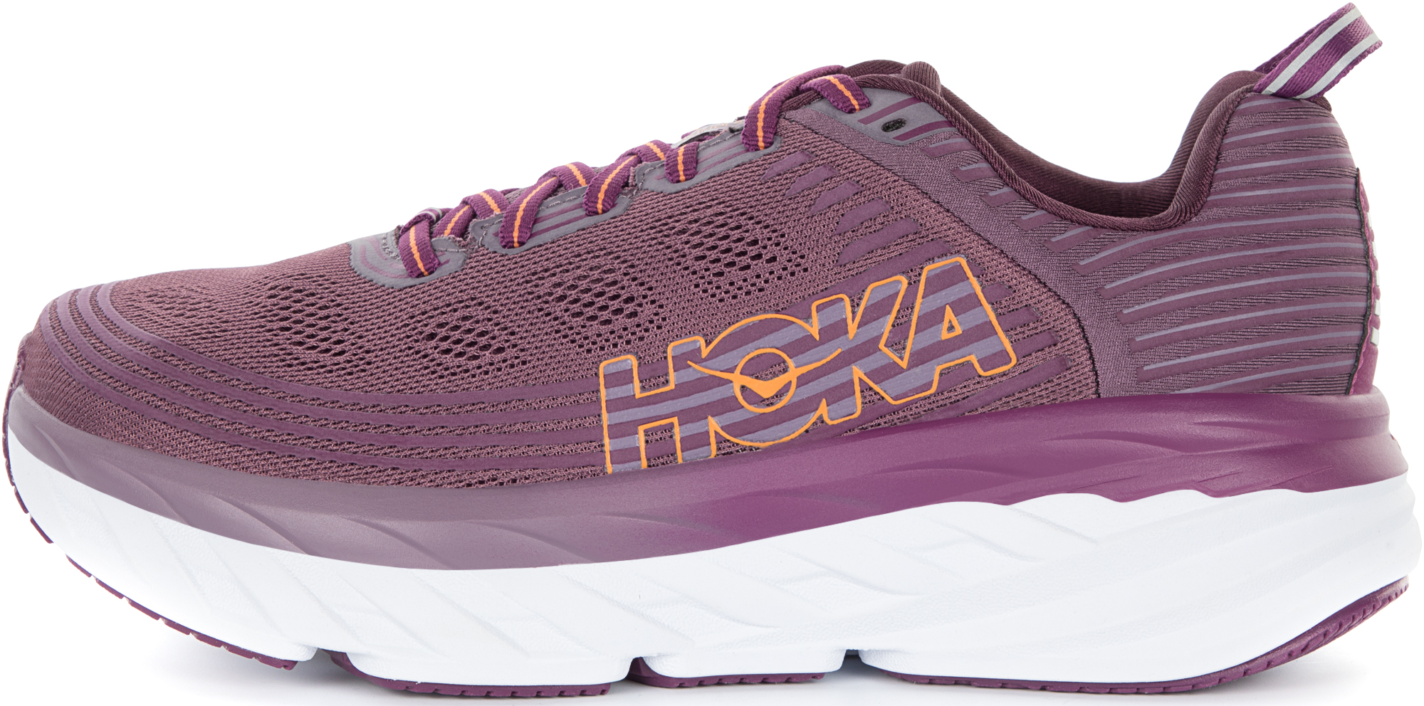 HOKA ONE ONE Кроссовки женские HOKA ONE ONE Bondi 6, размер 38.5 hoka one one women s w conquest running shoe