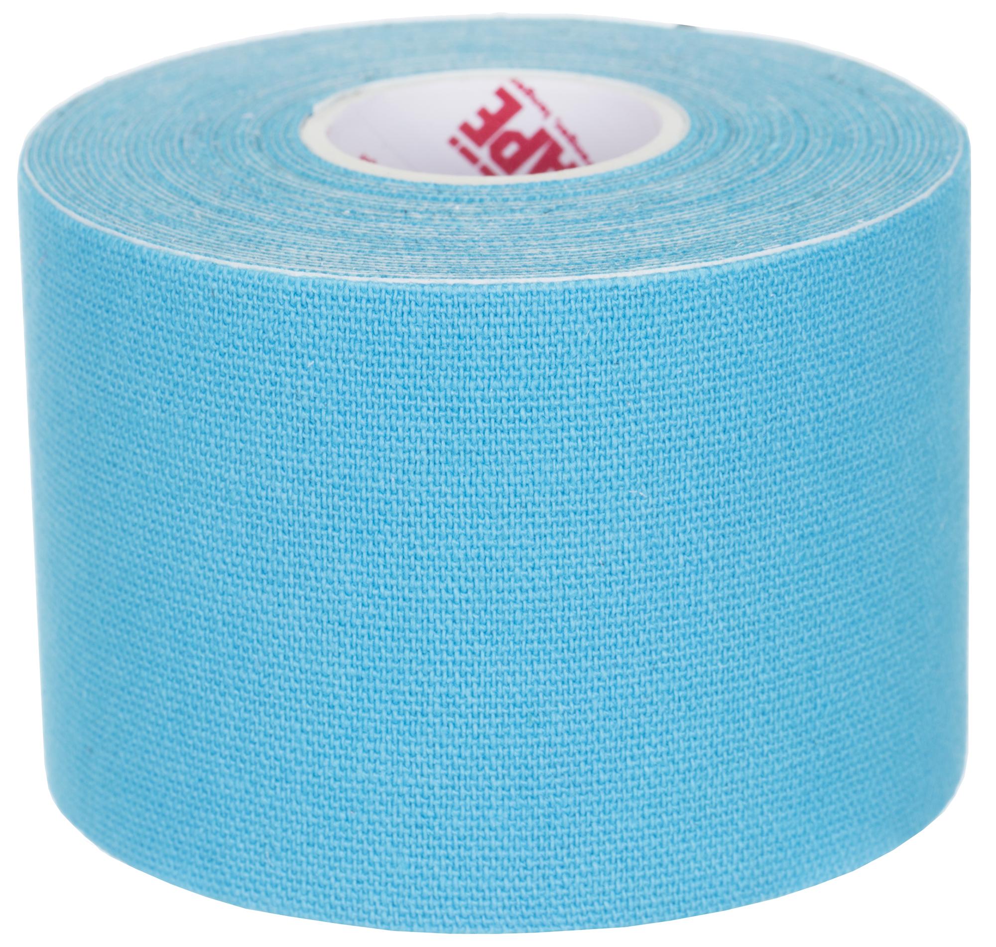RockTape Кинезио-тейп Rocktape 5 см х 5 м, голубой, размер Без размера