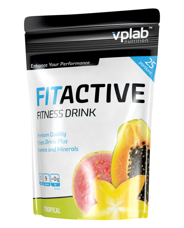Vplab nutrition Изотоник nutrition, тропические фрукты
