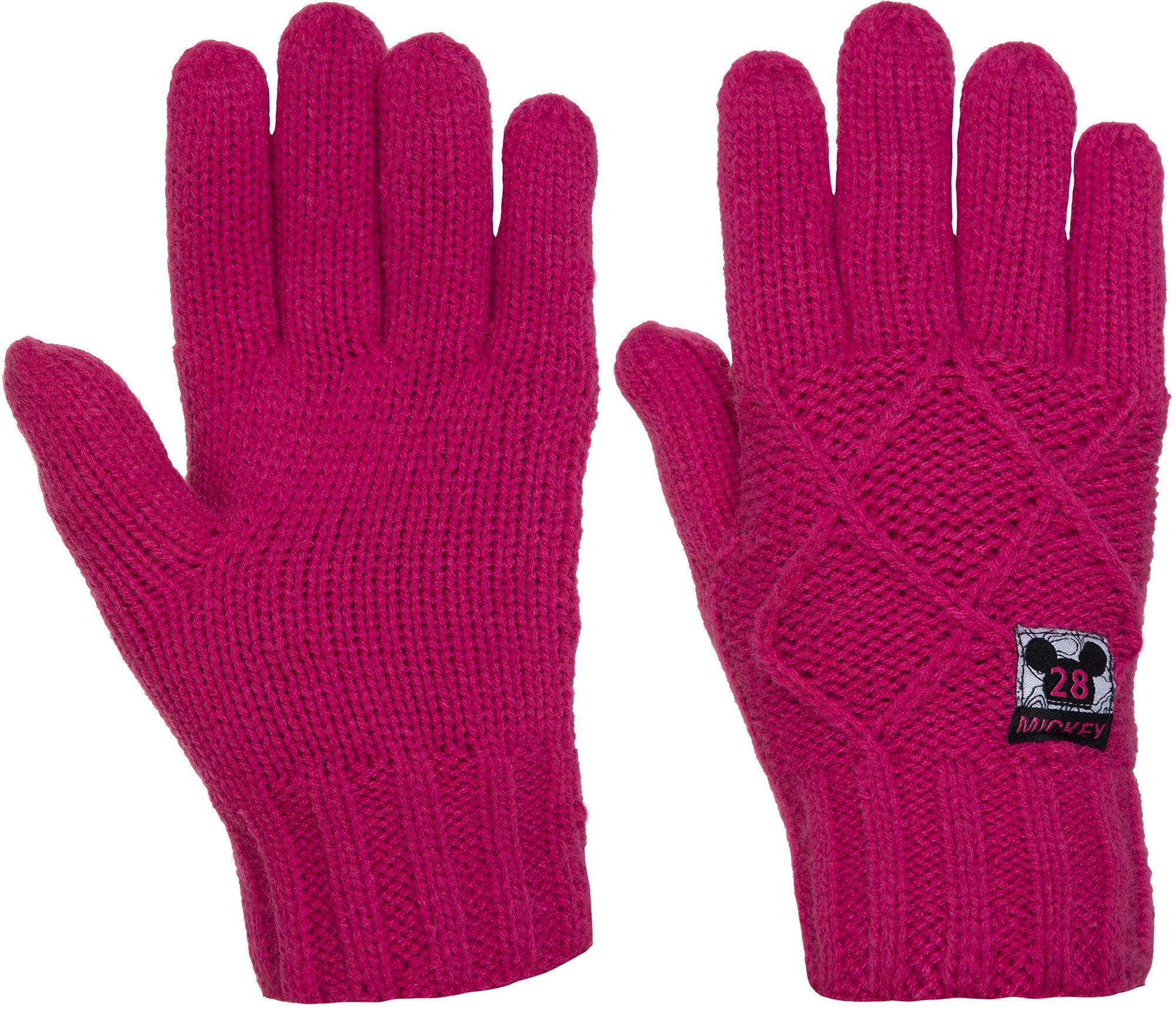 Demix Перчатки для девочек Demix, размер 5-6