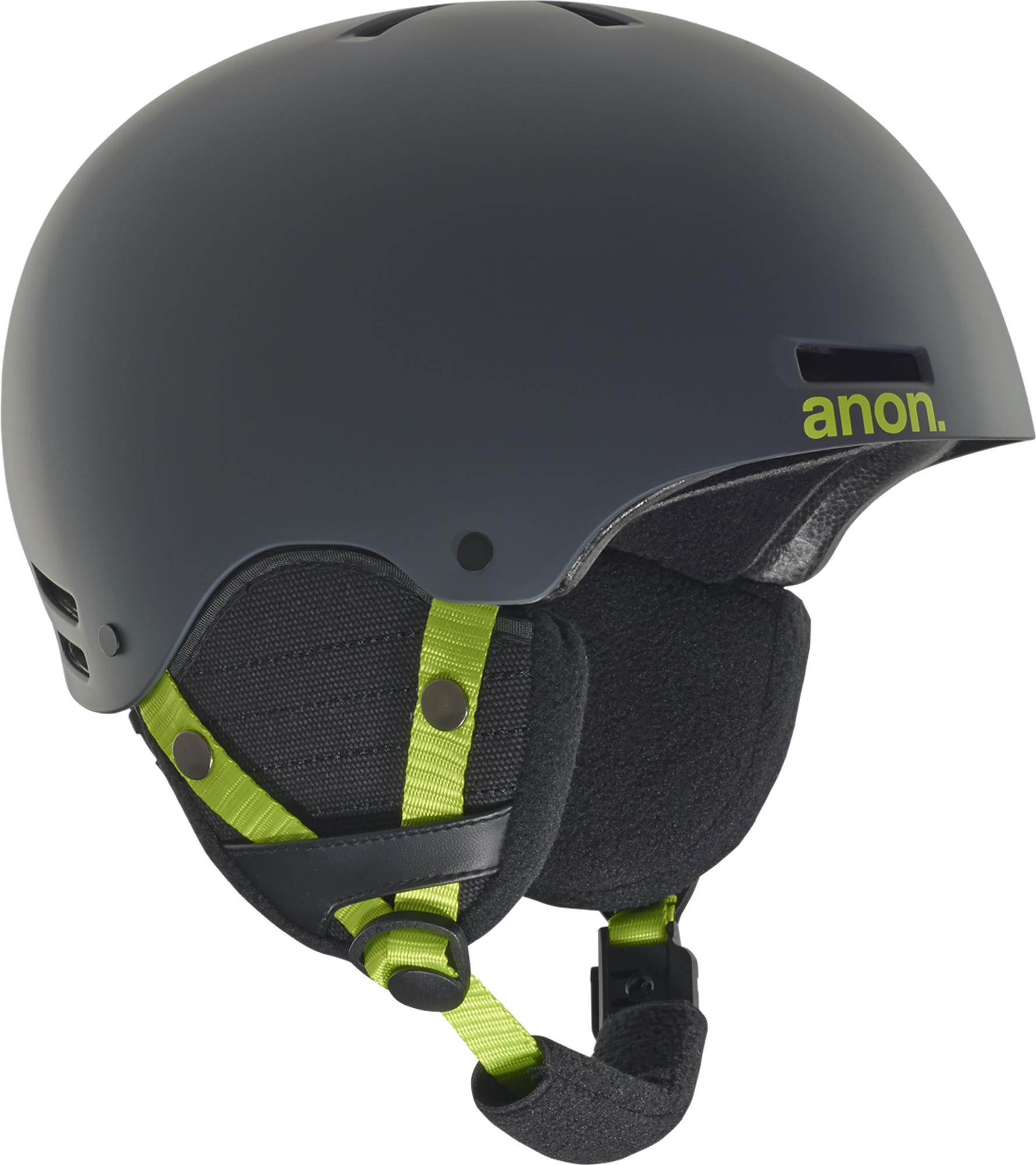 Anon Шлем детский Anon Rime, размер 56-58 шлем для мотоциклистов taiwan syc e 111 3 4 syc abs