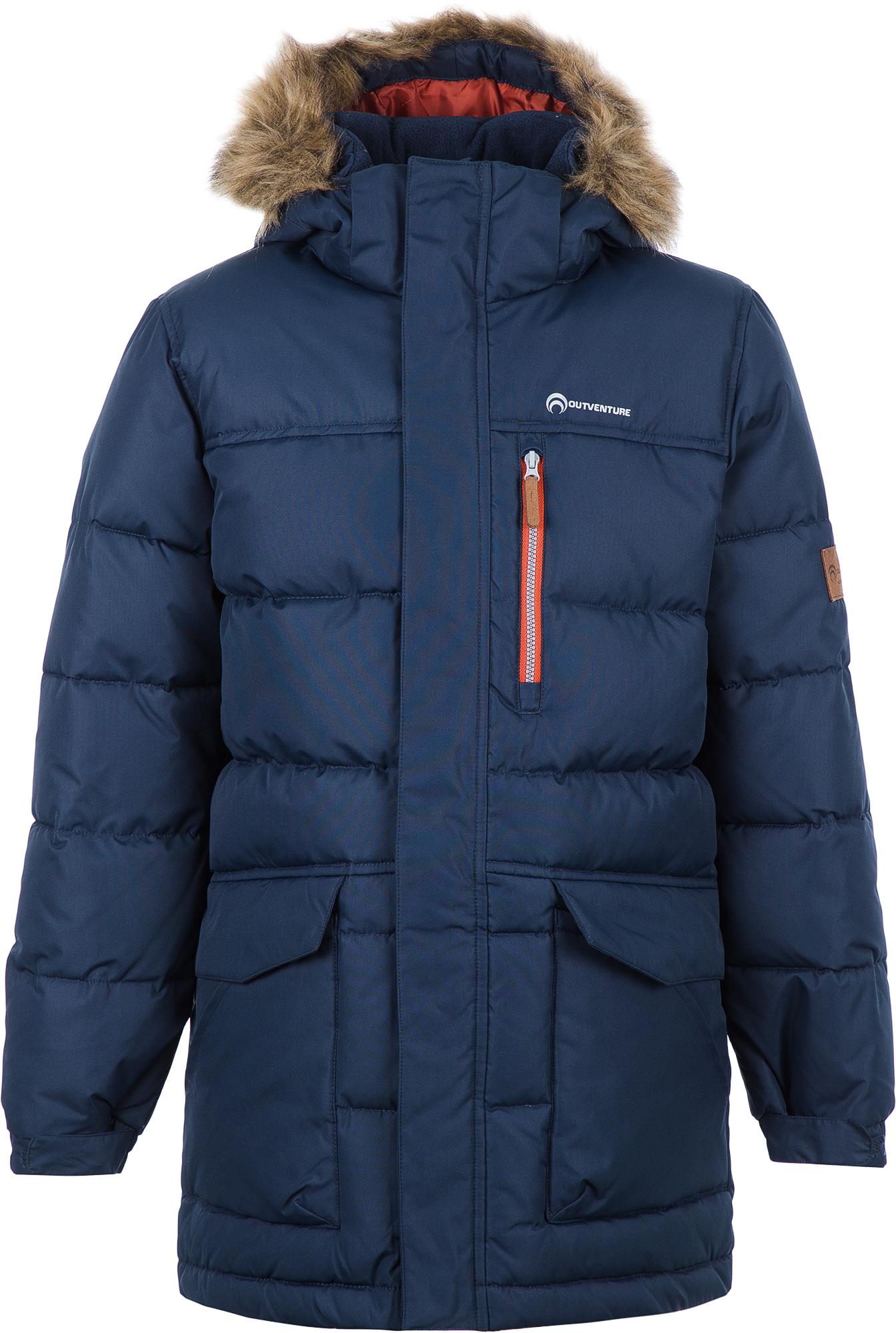 Outventure Куртка пуховая для мальчиков Outventure, размер 170 цена и фото