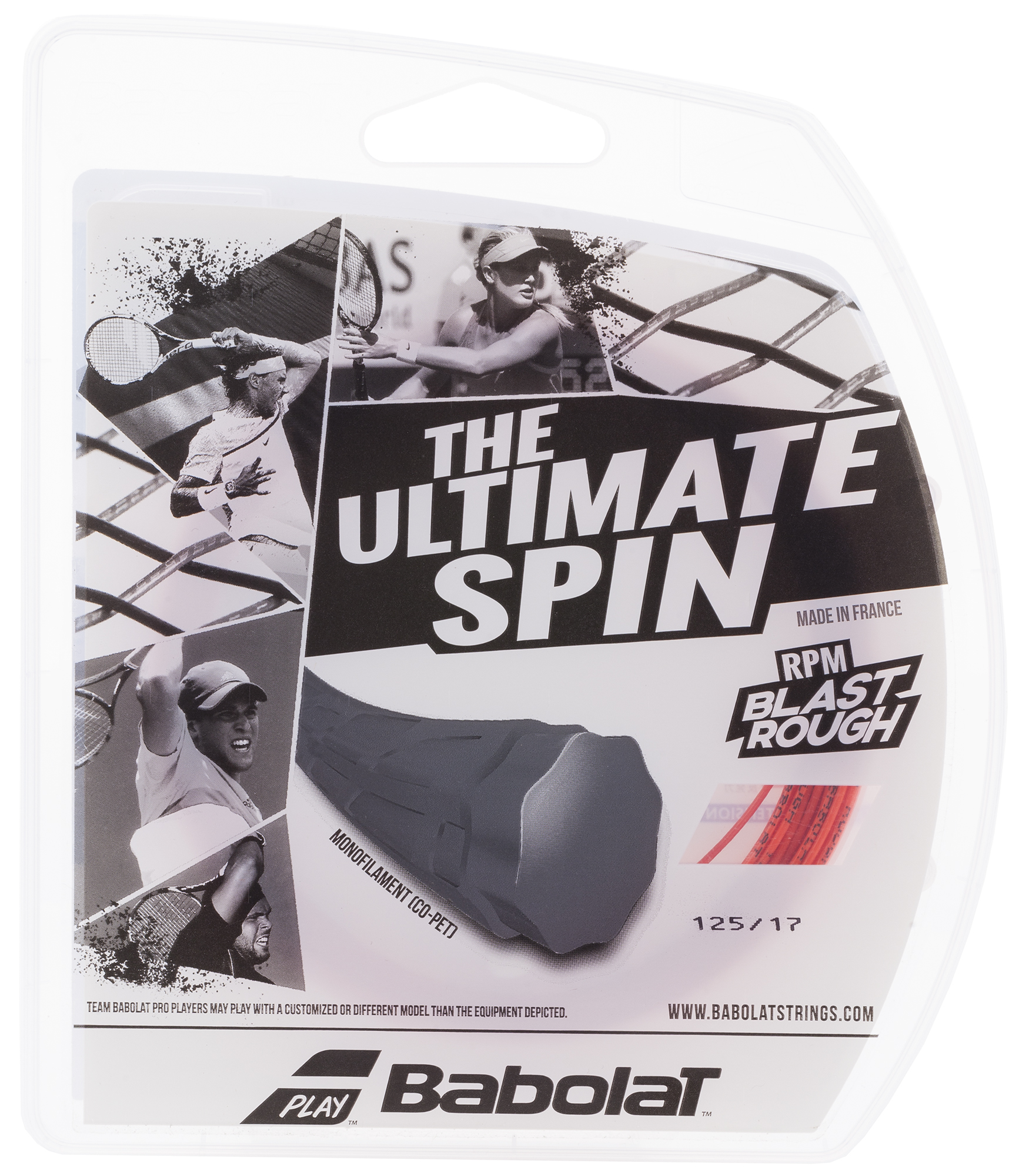 Babolat Струна Rpm Blast Rough