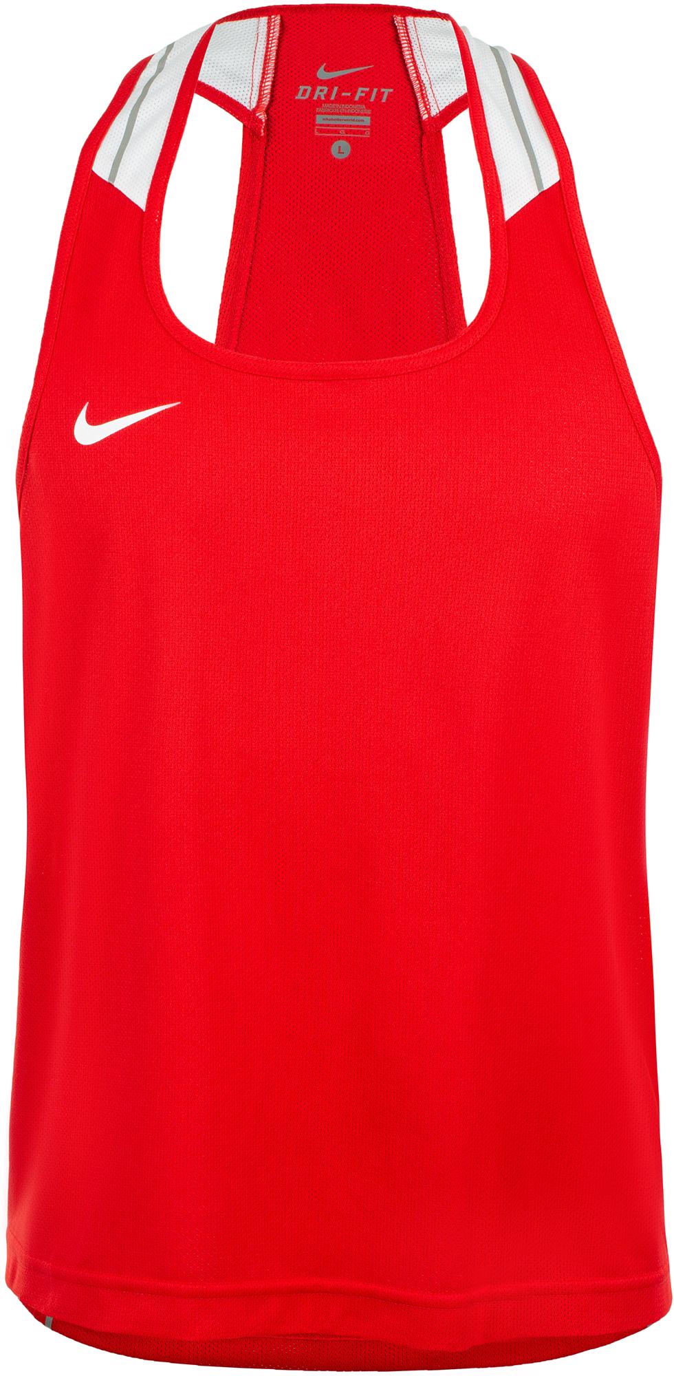 Nike Майка для бокса Nike, размер 46-48 майка спортивная nike nike ni464ewbbkn2