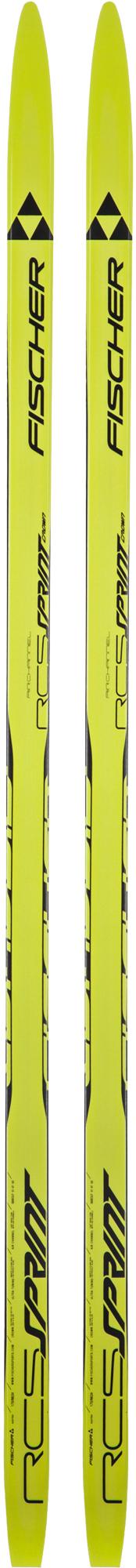 все цены на Fischer Лыжи беговые юниорские Fischer Sprint Crown, размер 160 онлайн