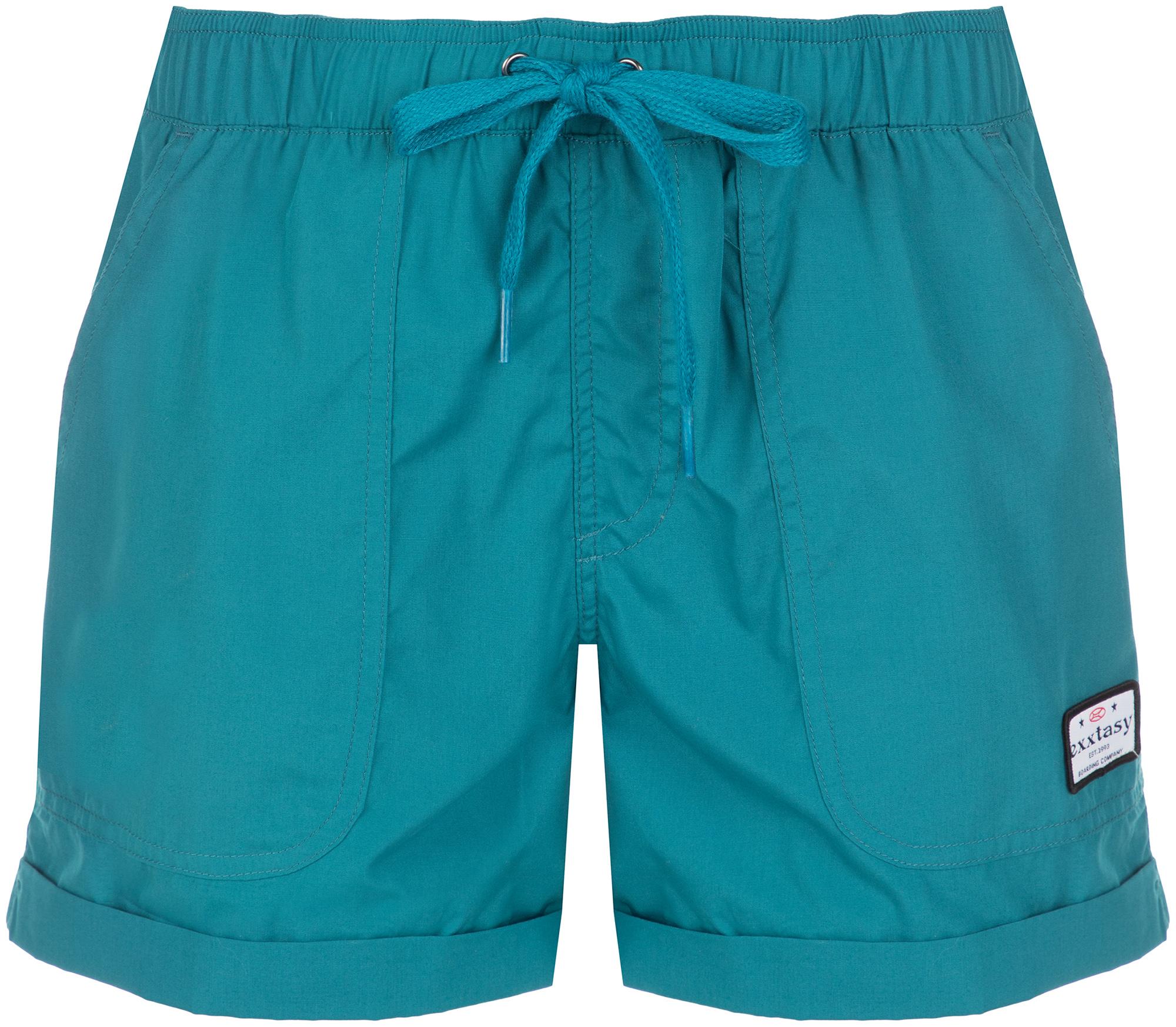 Exxtasy Шорты женские Exxtasy Frinton, размер 48 exxtasy шорты пляжные мужские exxtasy tracy размер 54 56