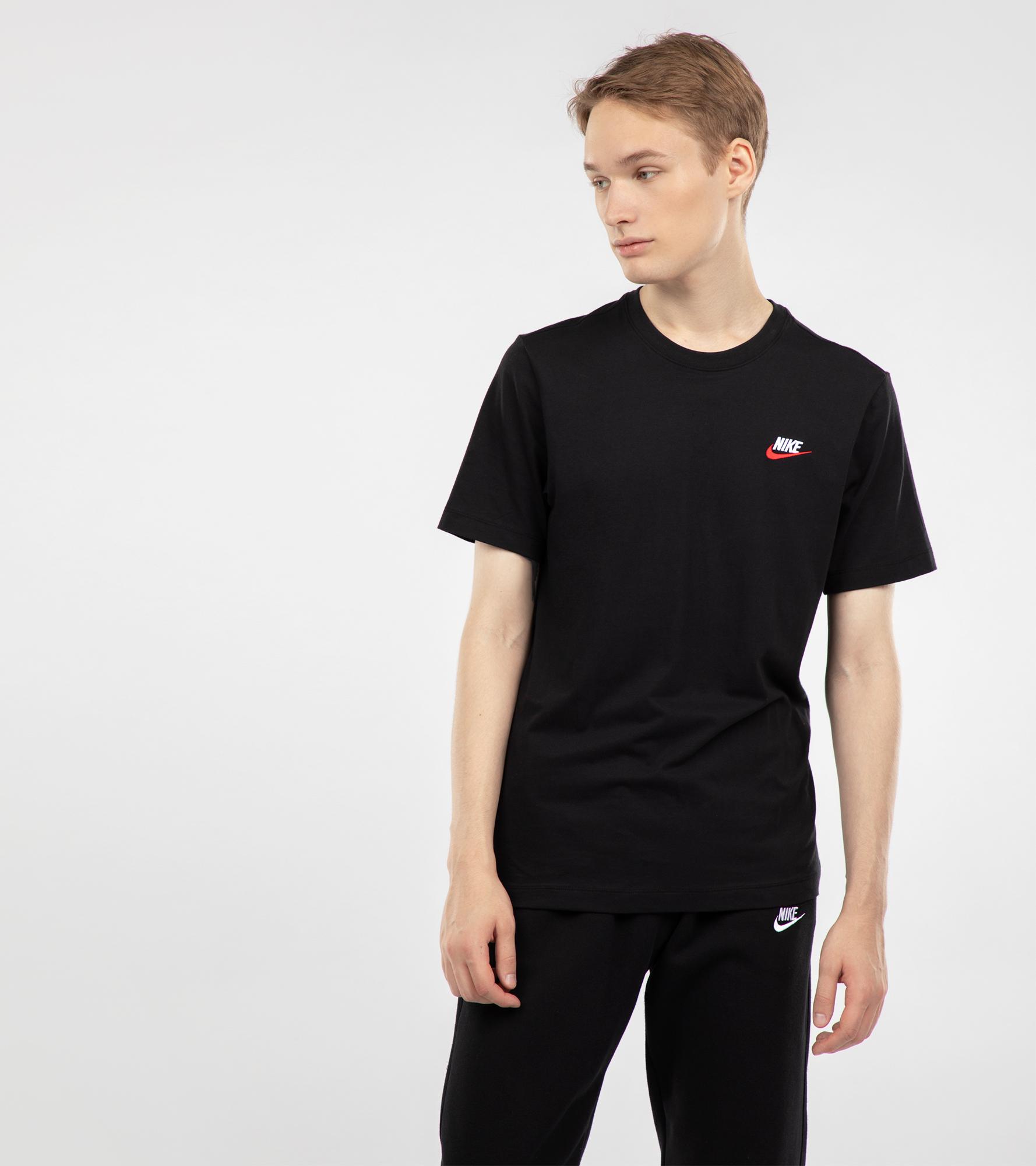 Nike Футболка мужская Nike Club, размер 52-54 недорго, оригинальная цена
