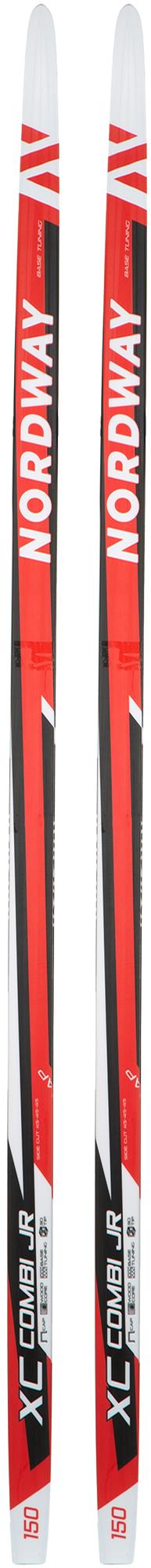 Nordway Беговые лыжи юниорские Nordway Active Combi Jr цена